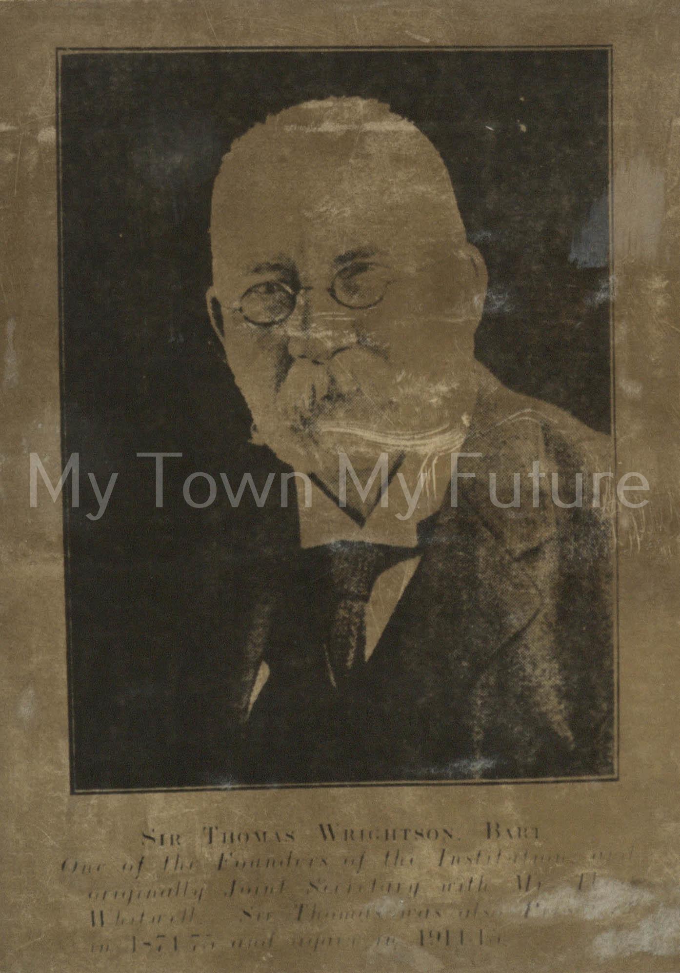 Sir Thomas Wrightson
