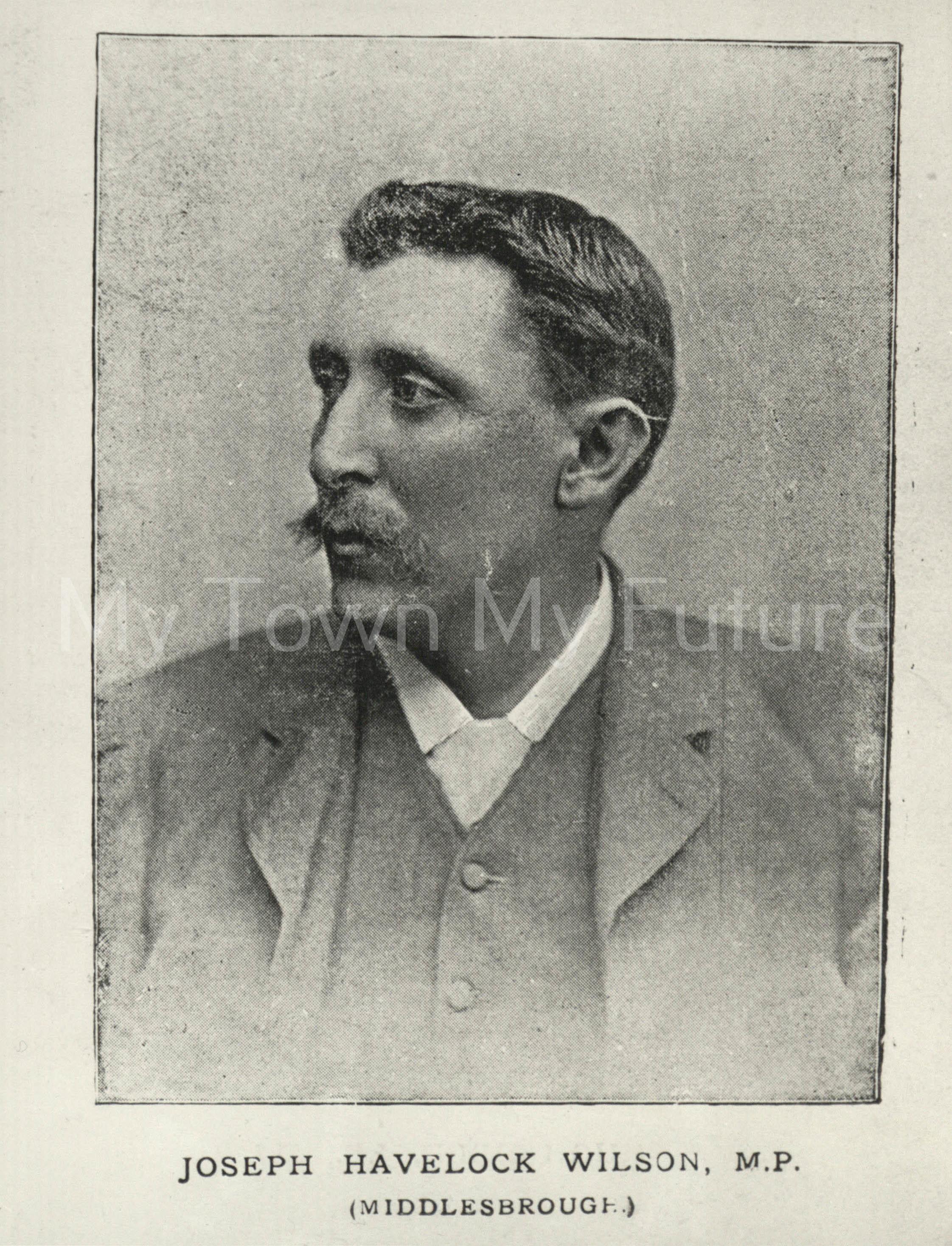 Joseph Havelock Wilson M.P.