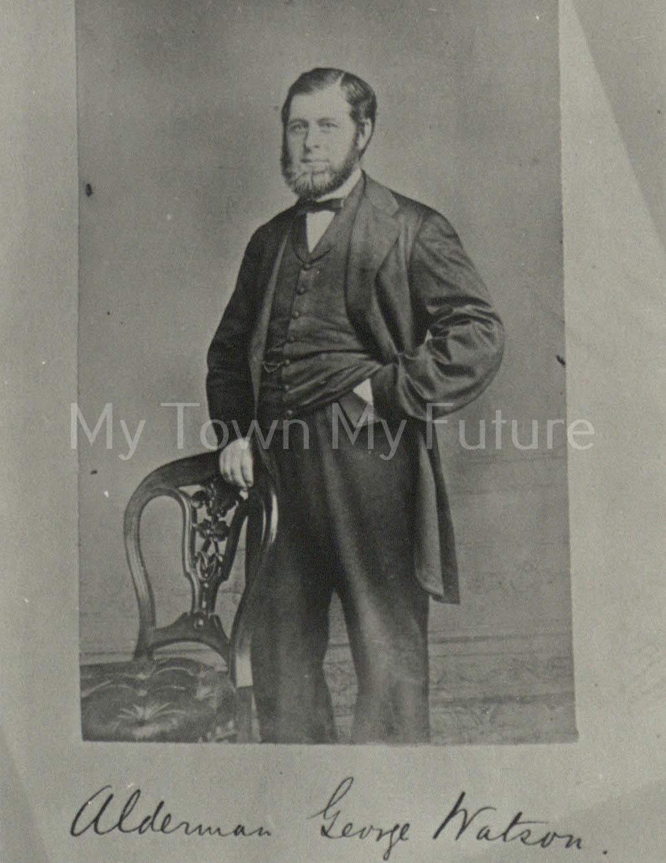 Alderman George Watson