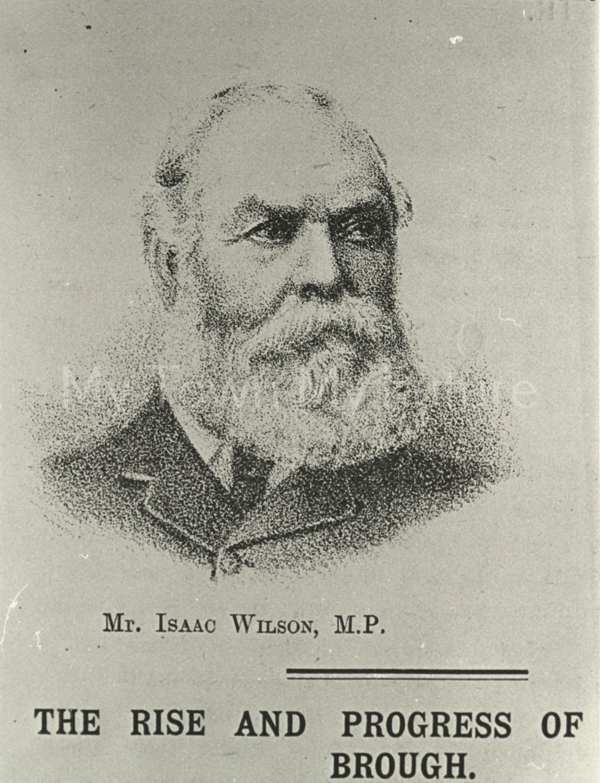 Isaac Wilson M.P., 1889