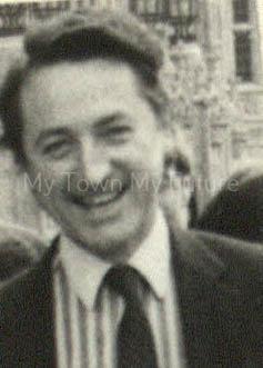 Ian Wriggllesworth M.P.