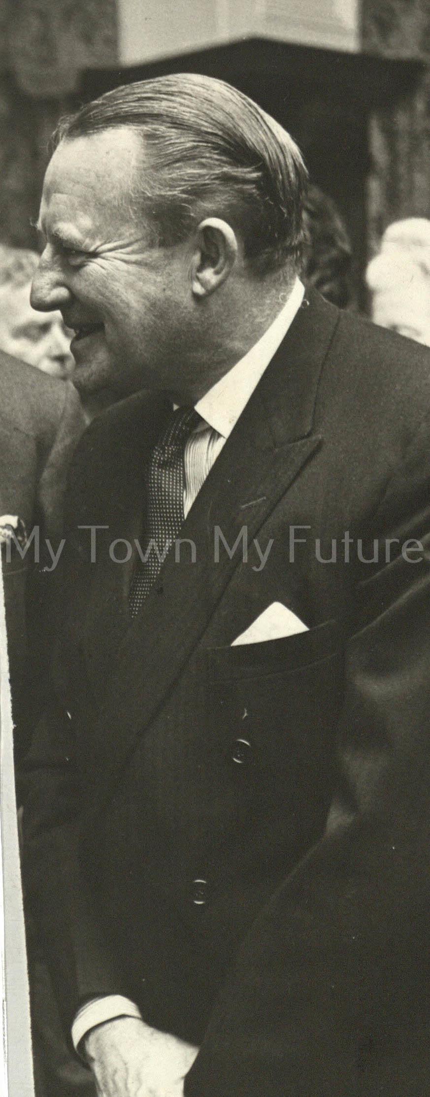 Sir John Wrightson - November 1968, Times