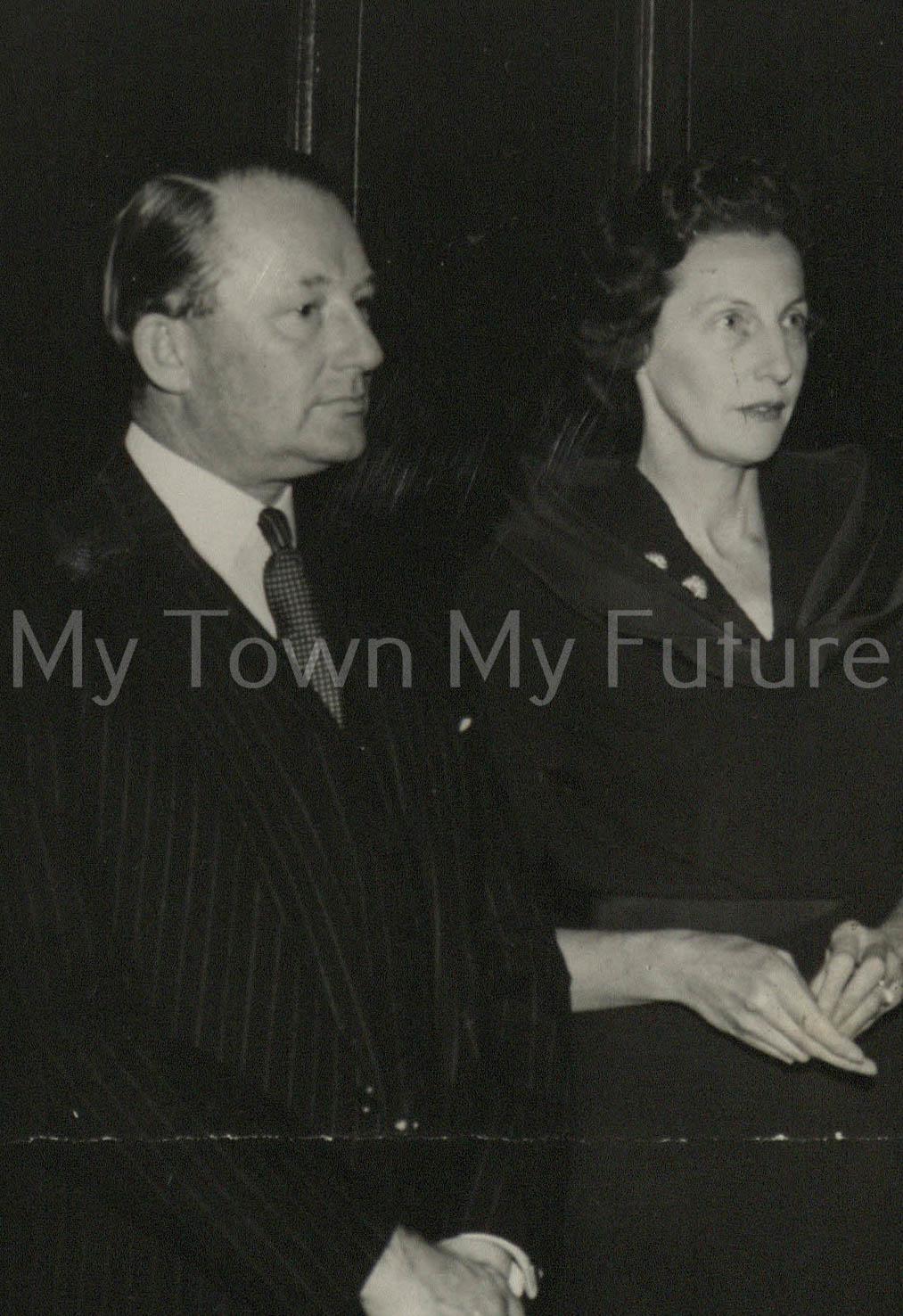 Sir John And Lady Wrightson