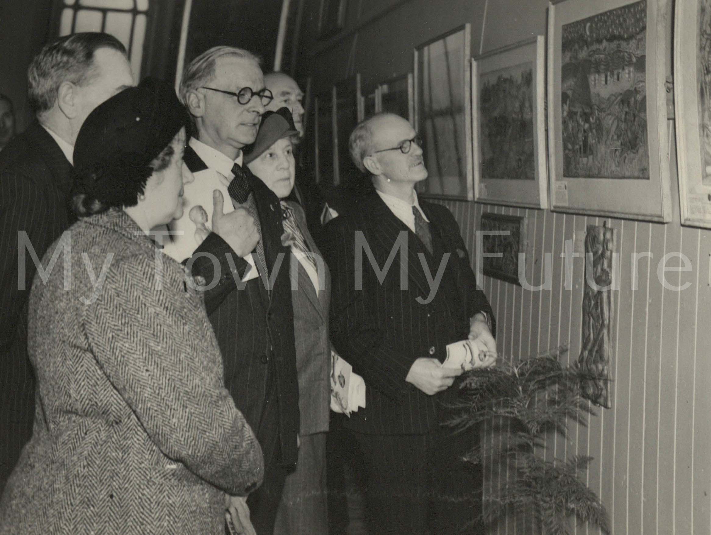 Cyrene Exhibition of Native Art