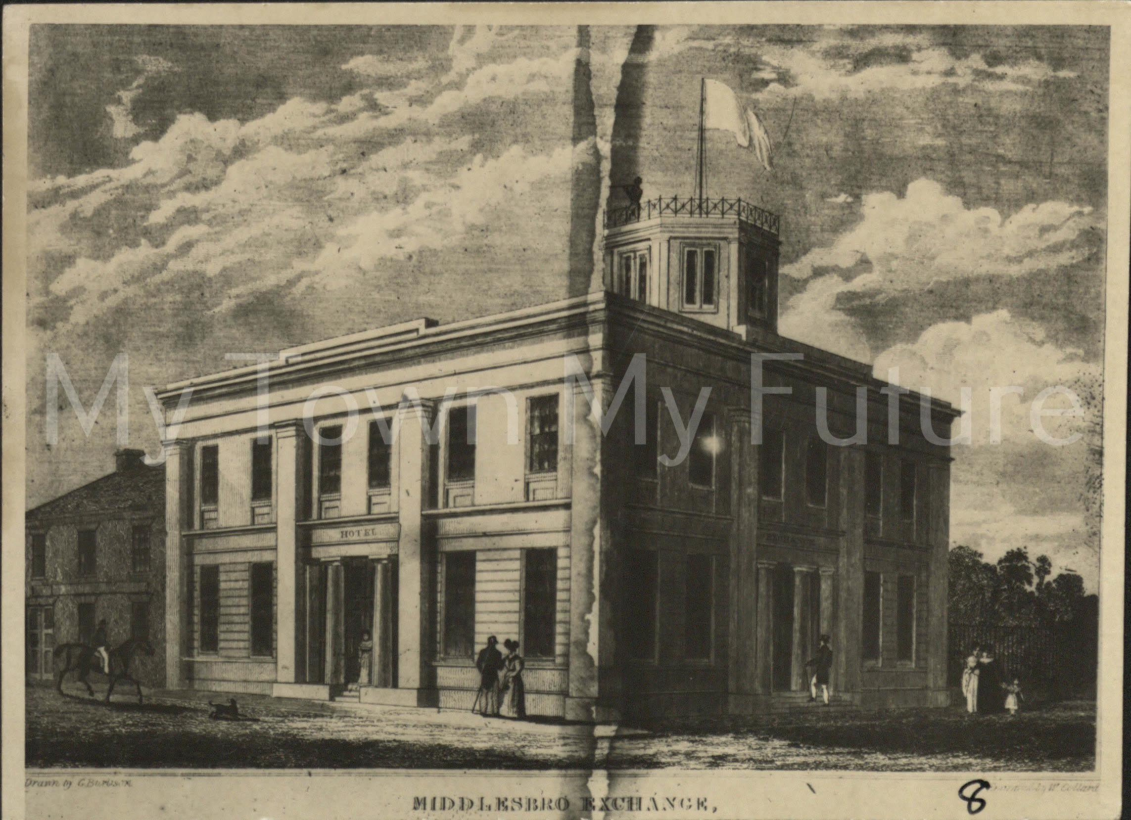 Middlesbrough Exchange,North Street