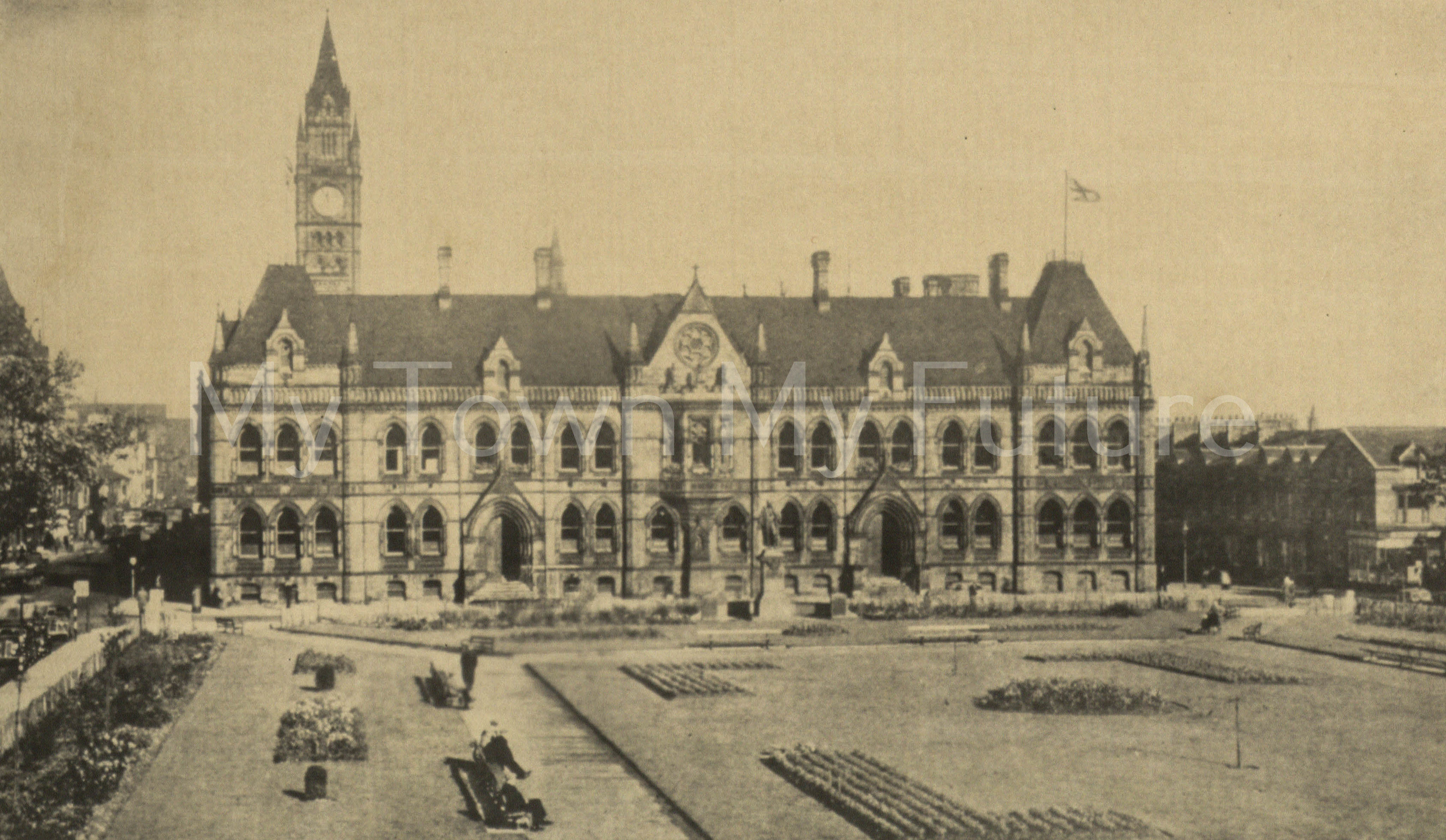 New Town Hall,Victoria Square,Dunning Street