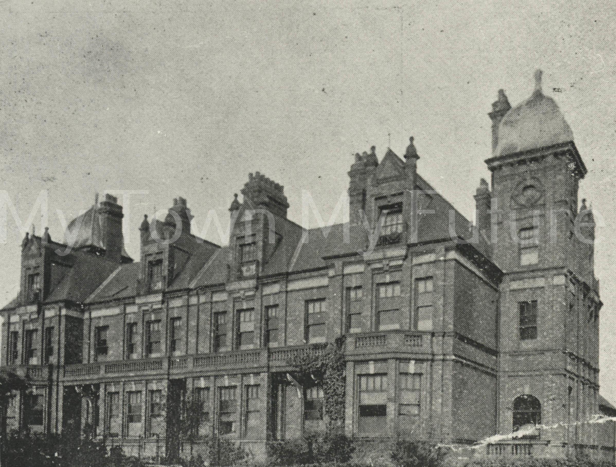 Nazareth House,Park Road North