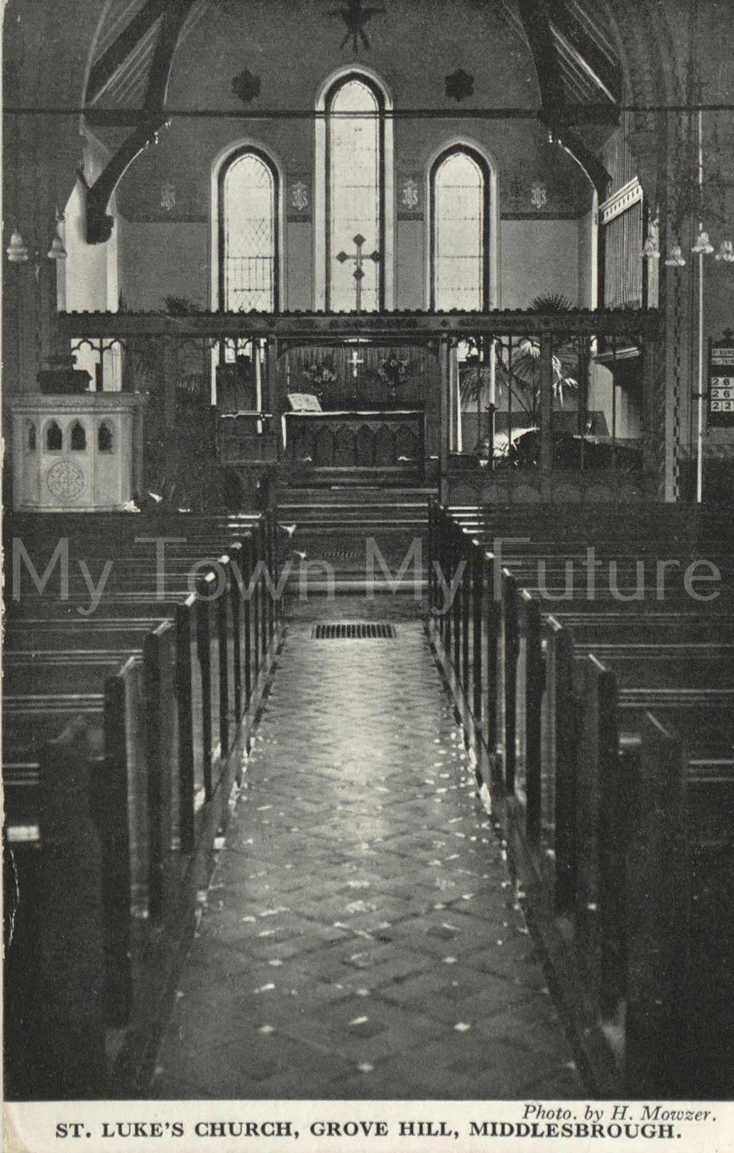 St Luke's Church,Grove Hill