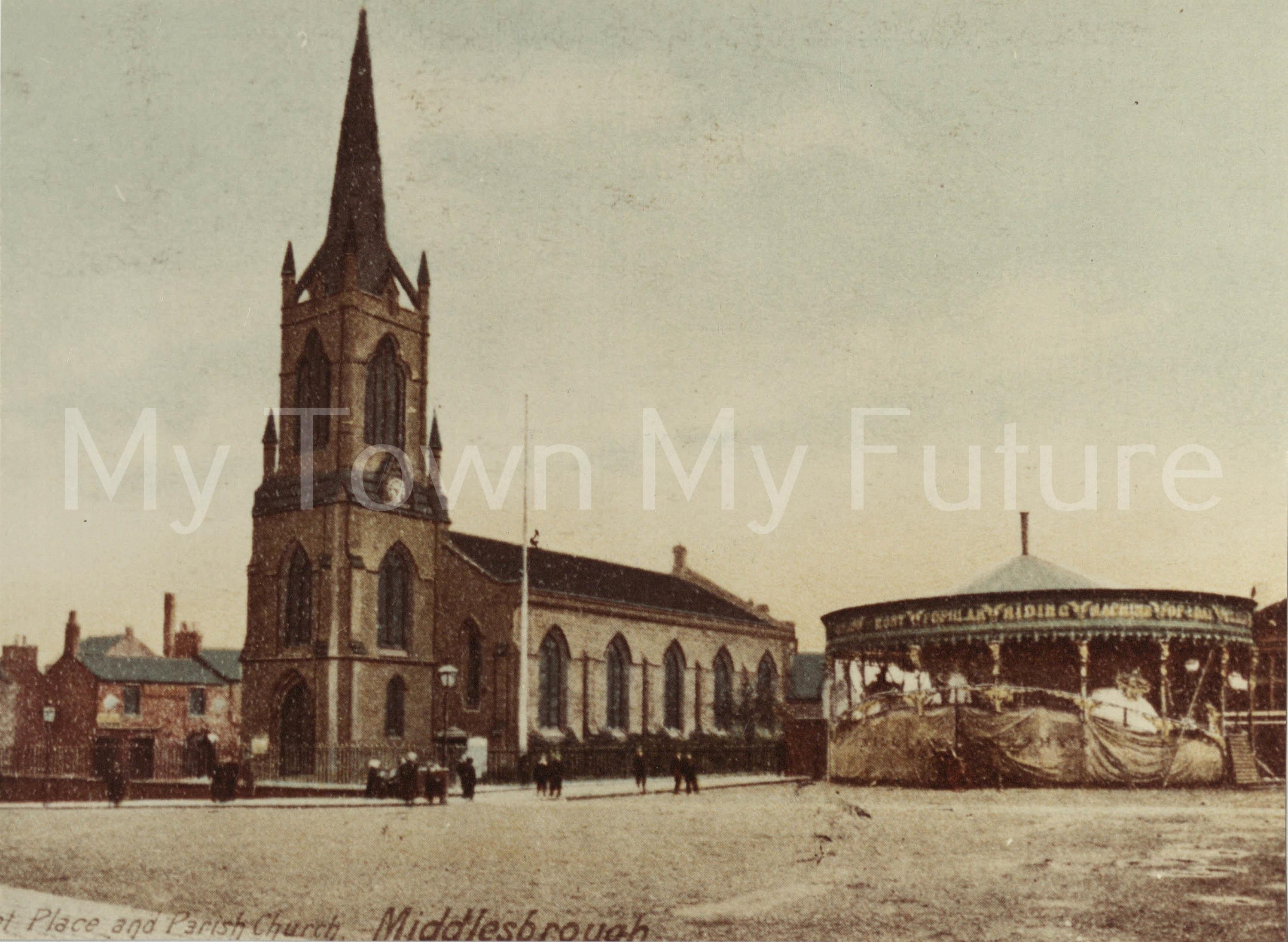 St Hilda's Church, A A Sotheran