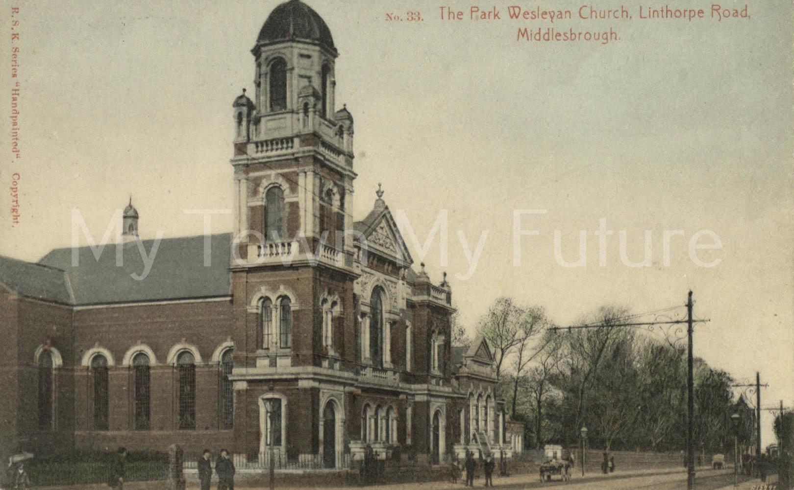 Park Wesleyan Church,Linthorpe Road