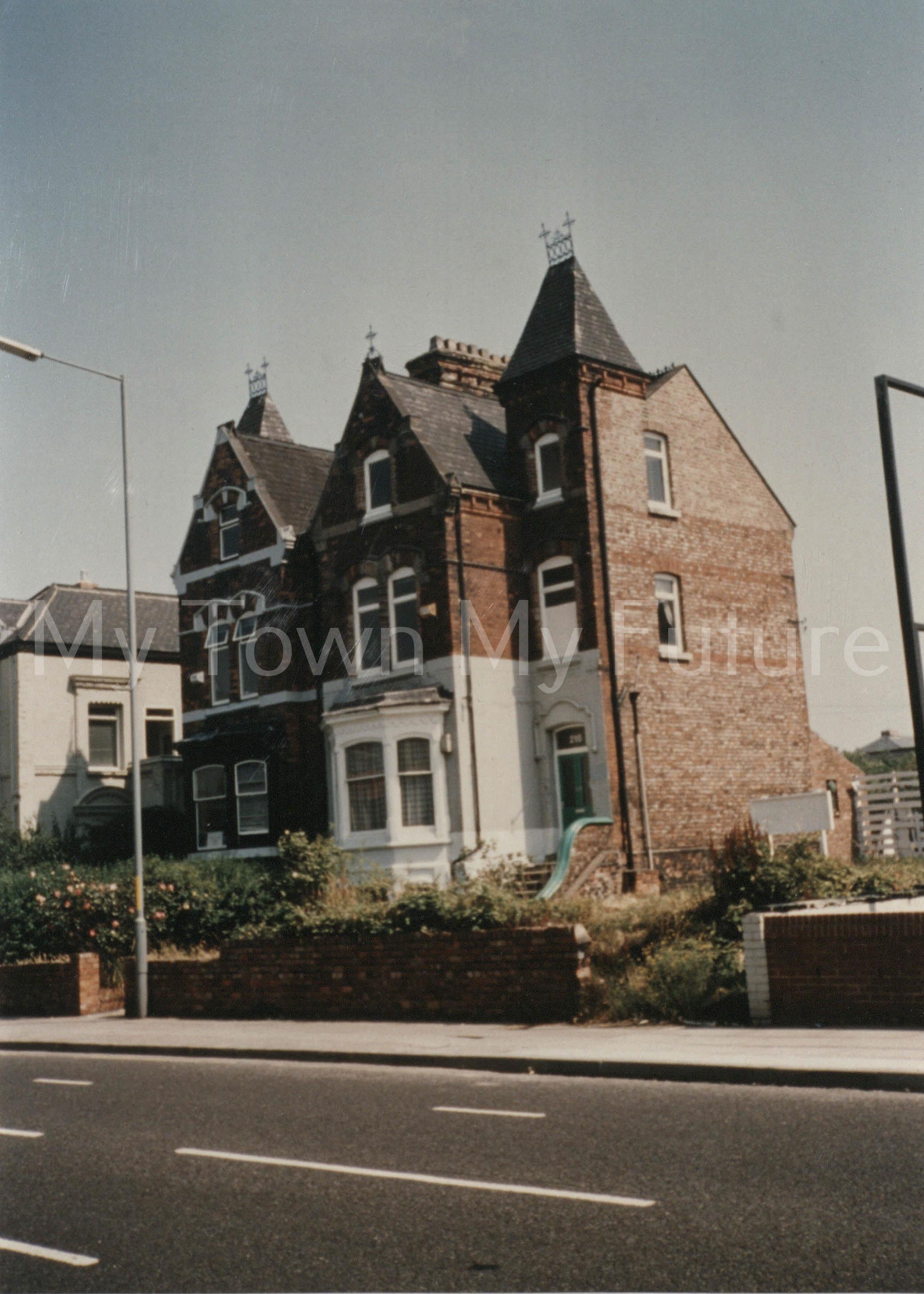 House On Marton Road