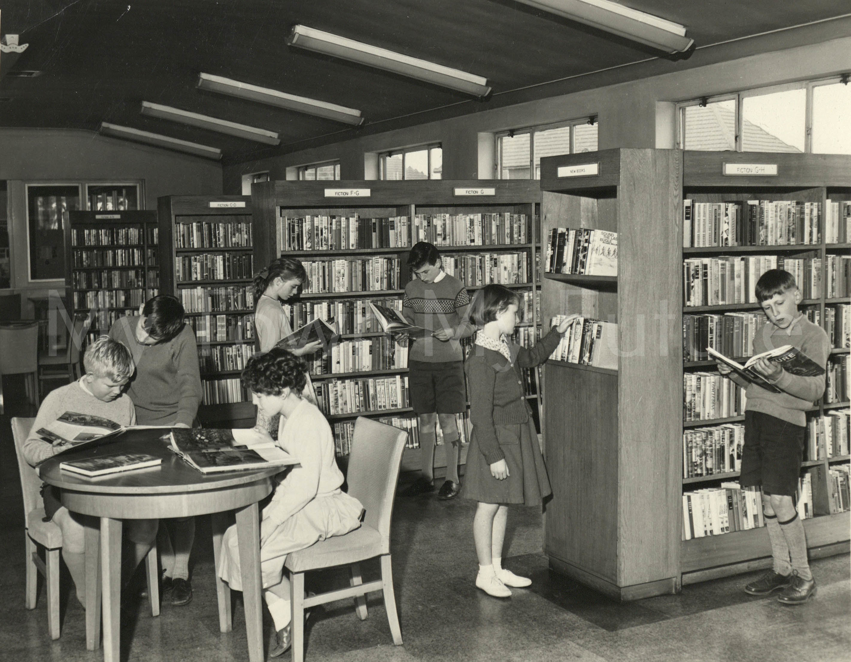 Thorntree Library 1961