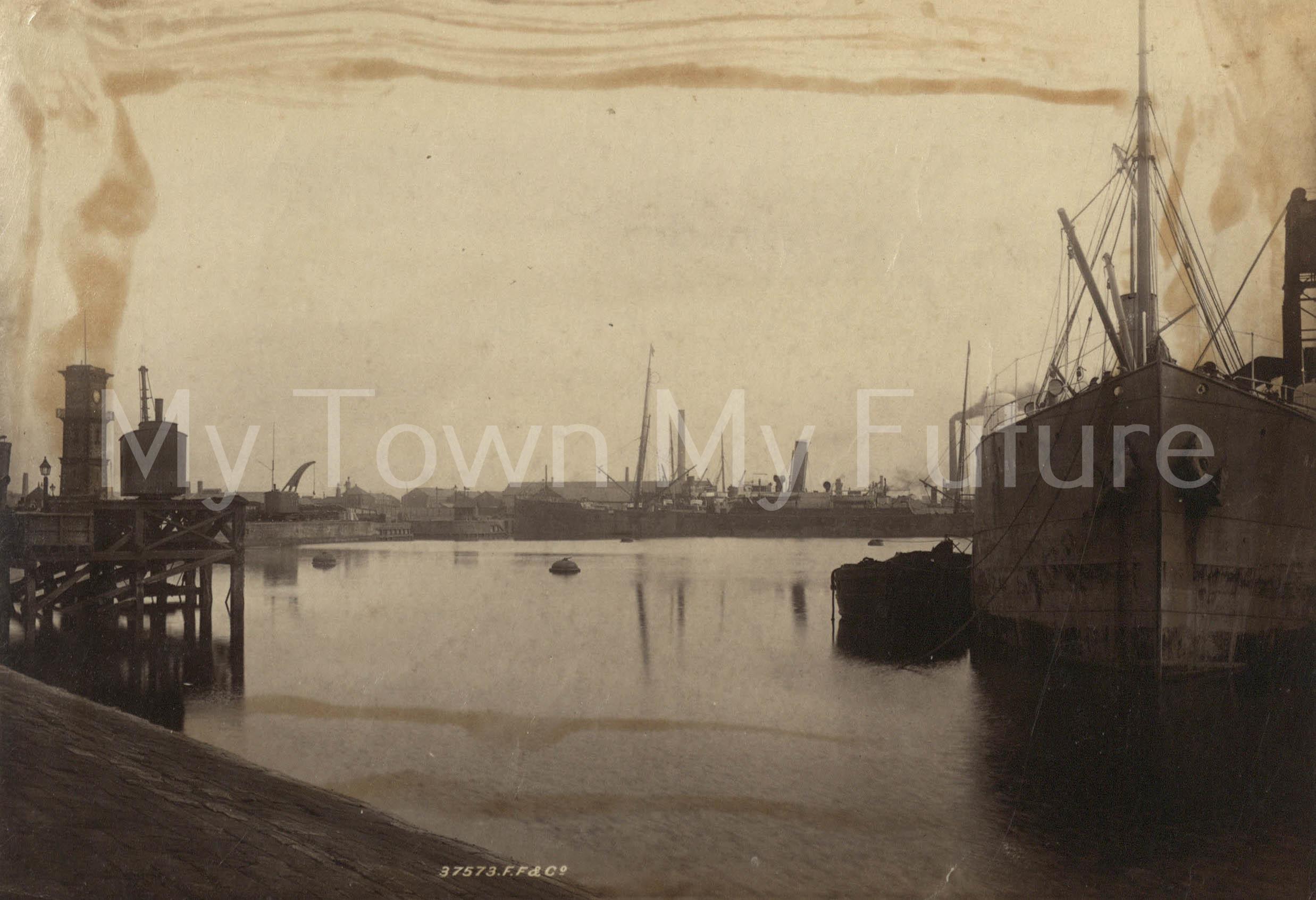 Middlesbrough Dock.