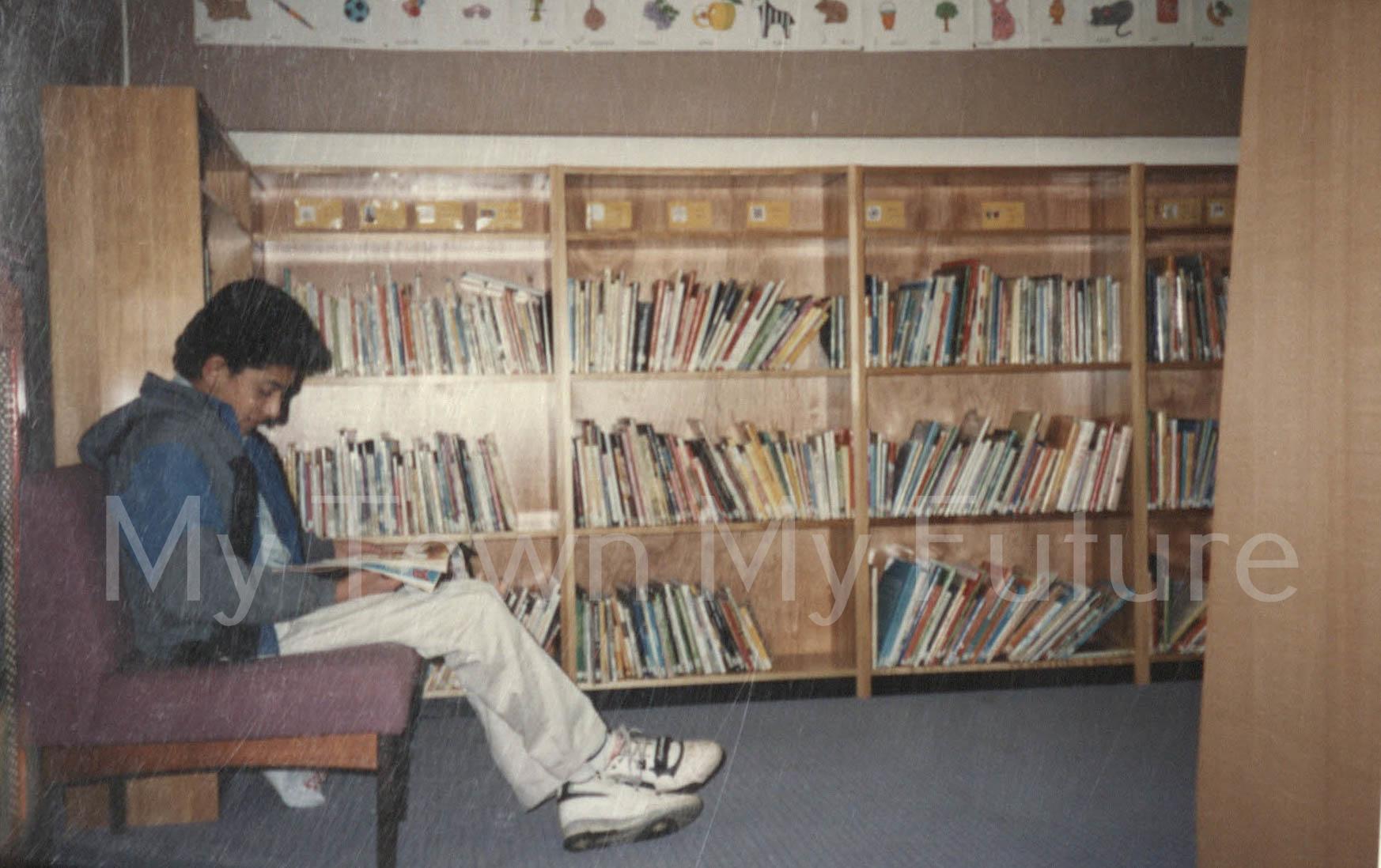 Central Library Junior Refurbishment