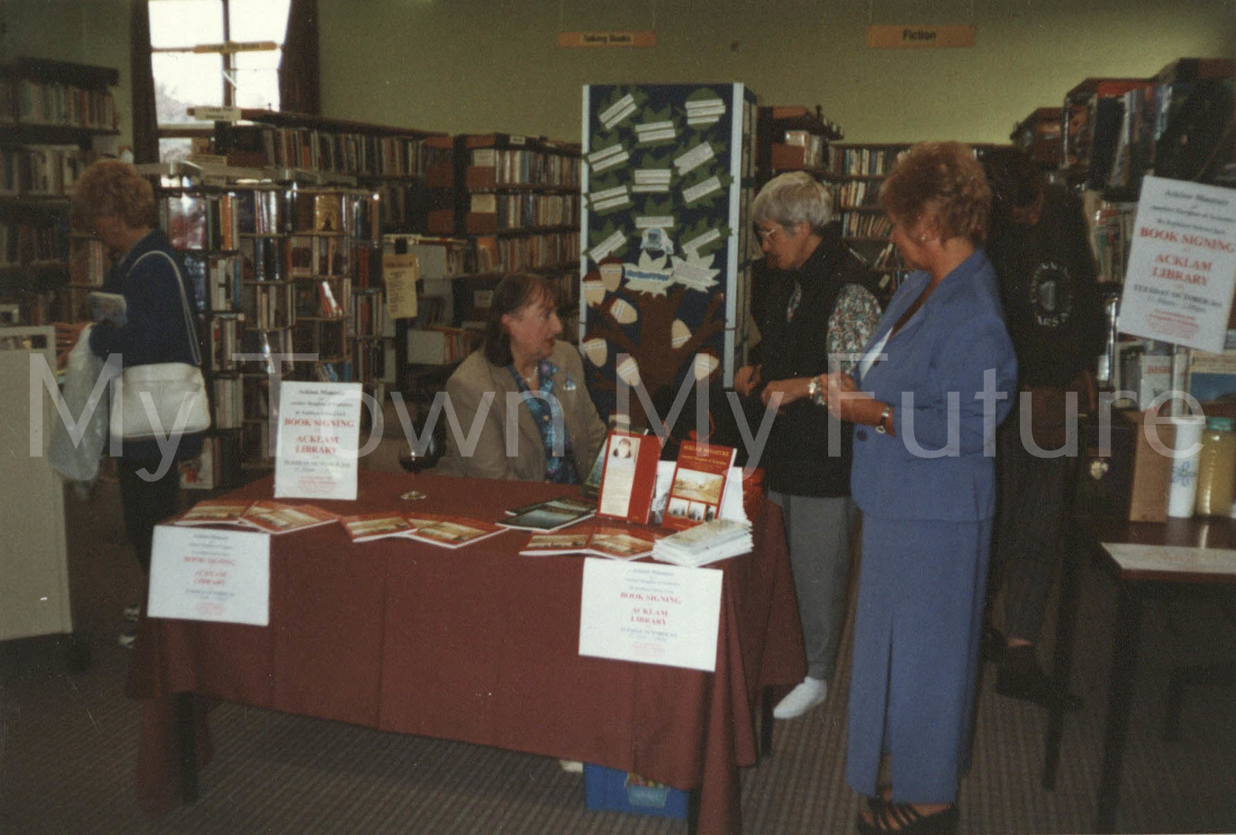 Central Library,Book Signing