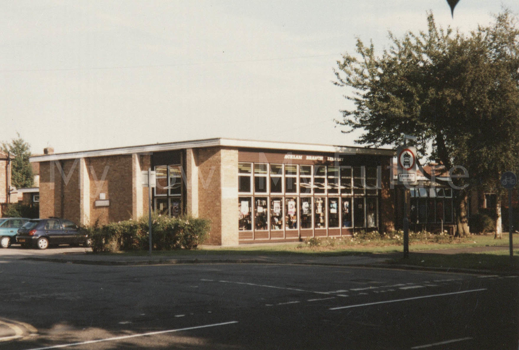 Acklam Branch Library (2003).