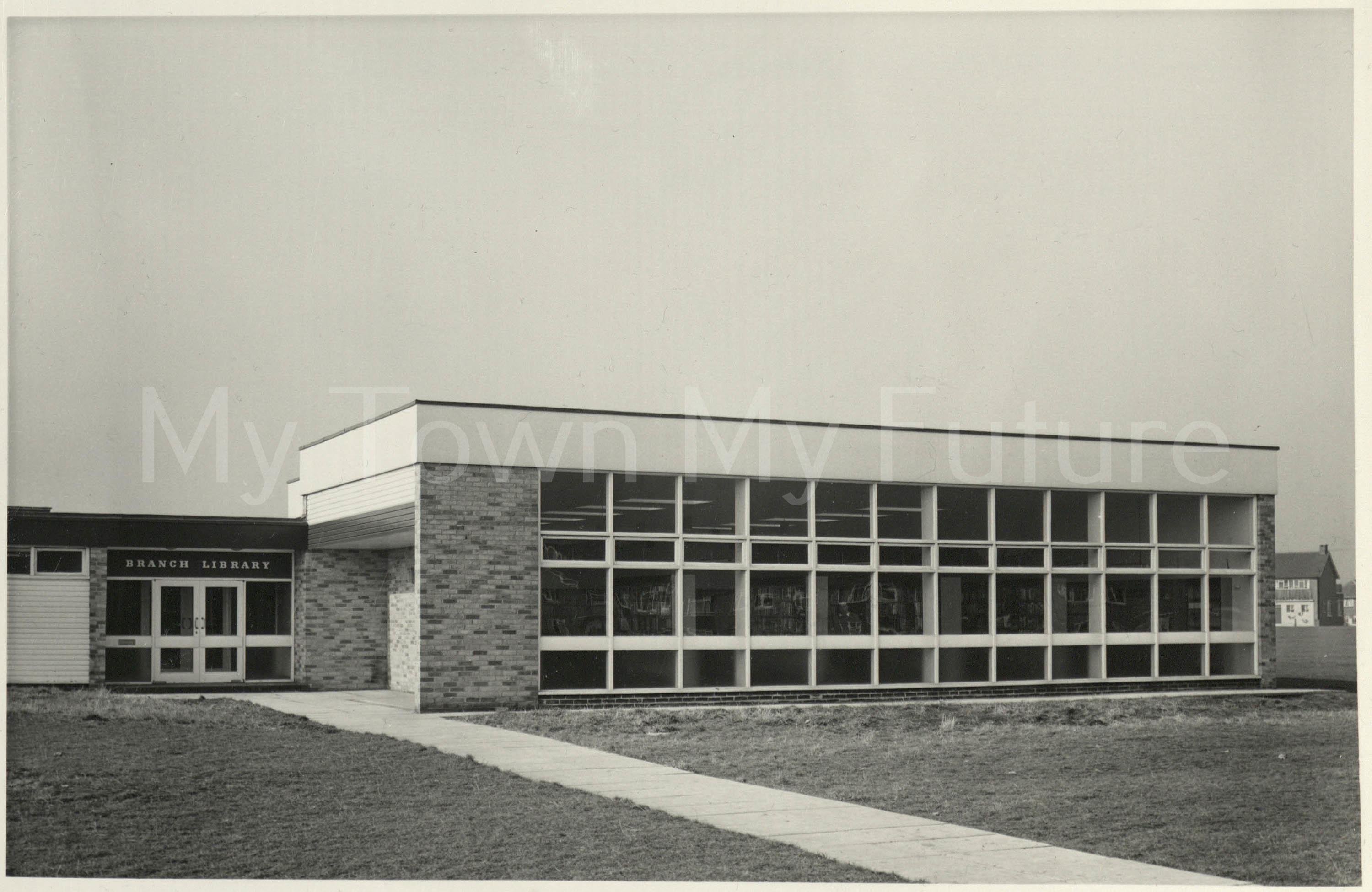 Berwick Hills Branch Library (1965)