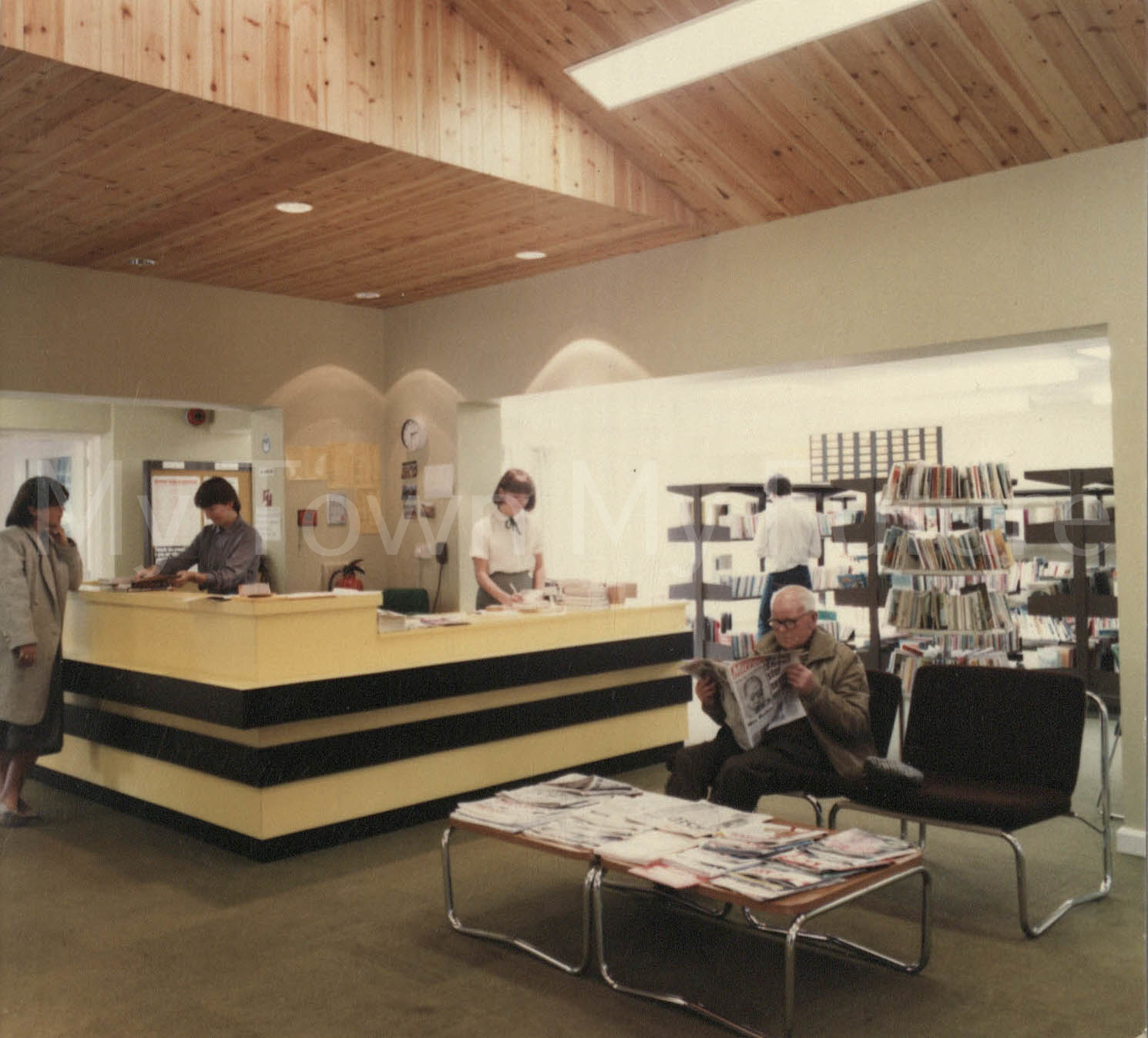North Ormesby Library - Department of Planning - Cleveland County Council