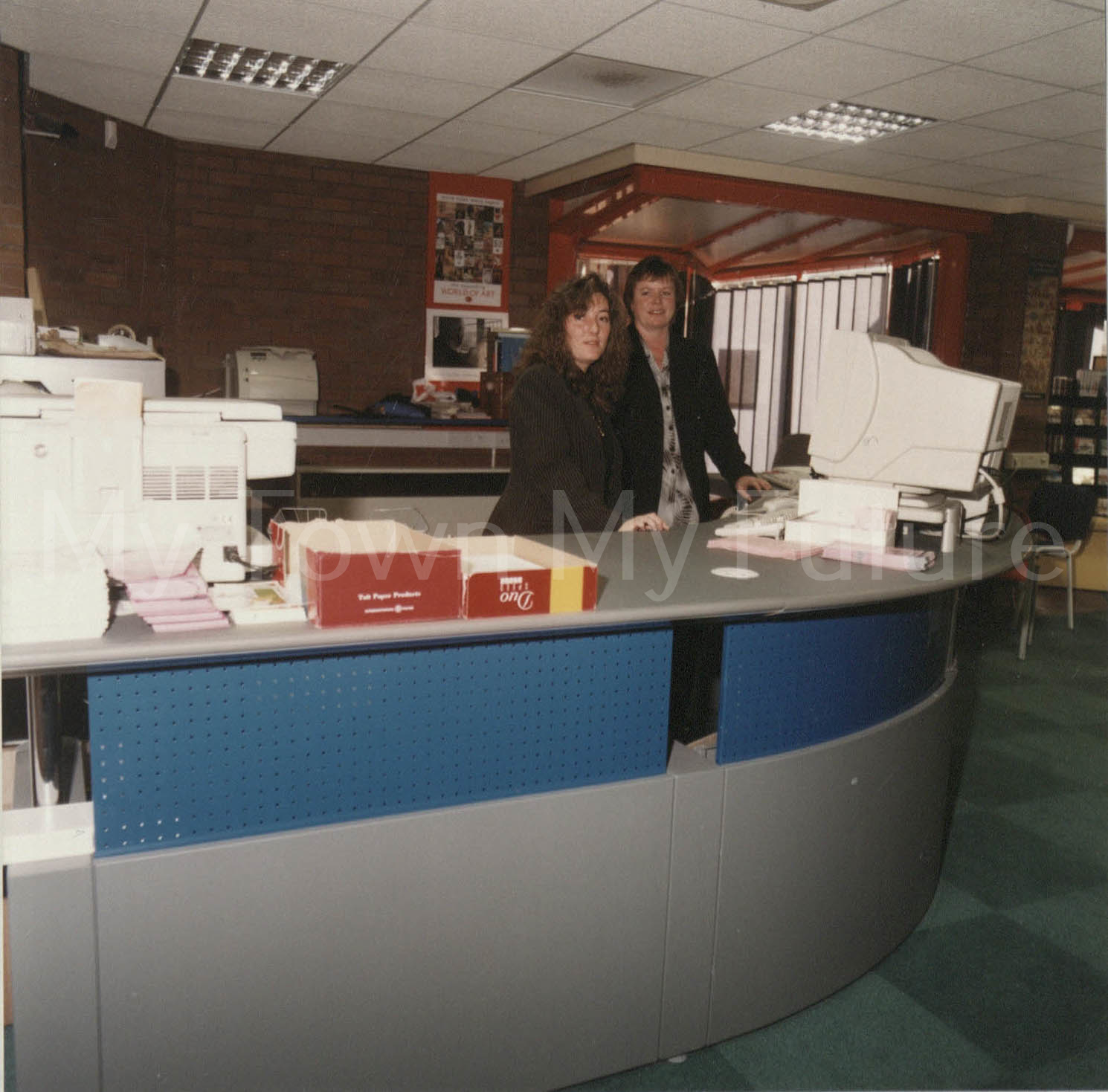 Rainbow Library, Coulby Newham (1998)