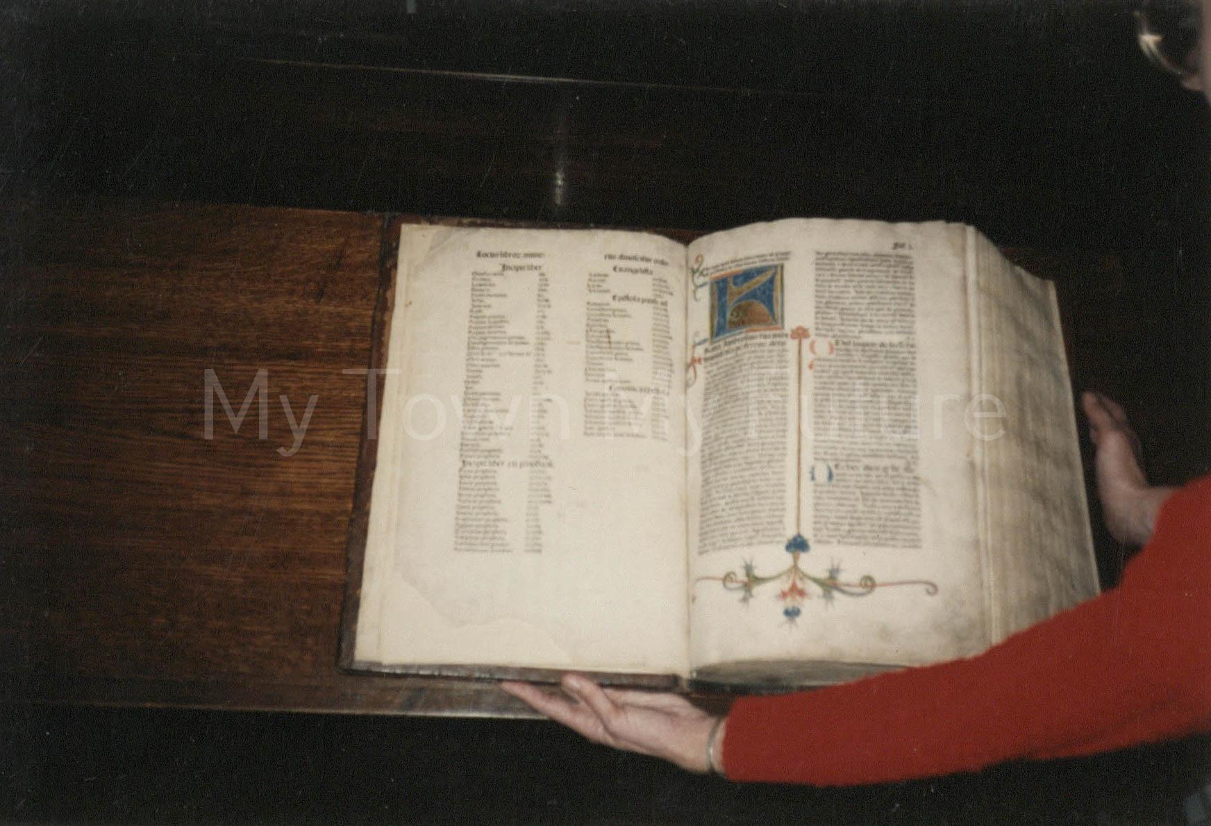 Koburger Bible