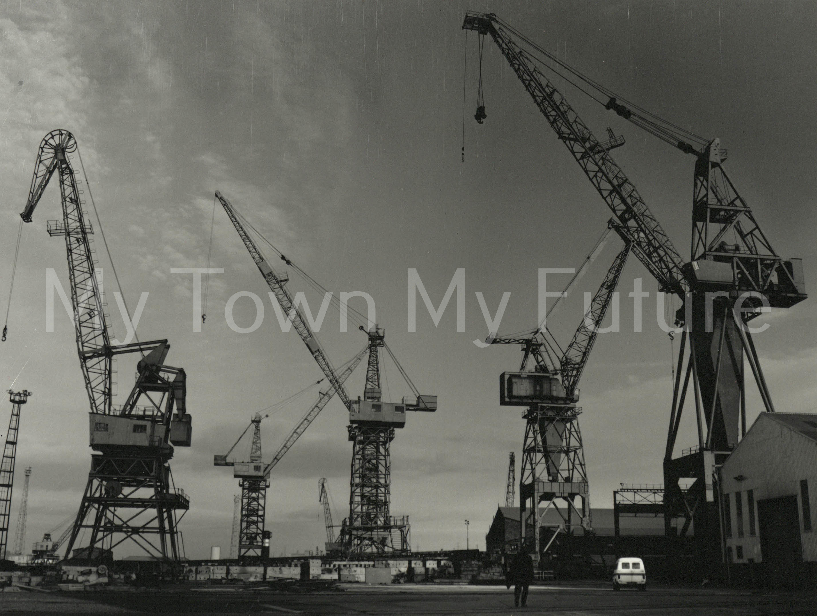Smith's Dock 1987