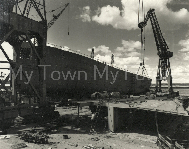 Smiith's Dock 1986