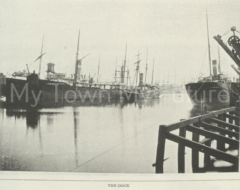 Middlesbrough Docks