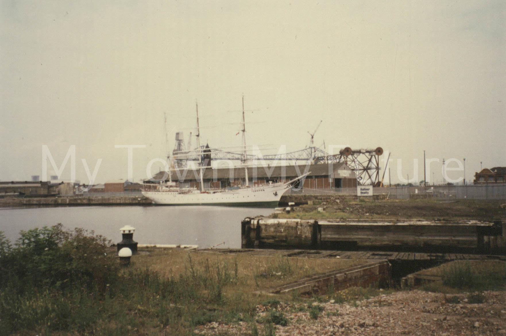 TobapH,Middelsbrough Dock