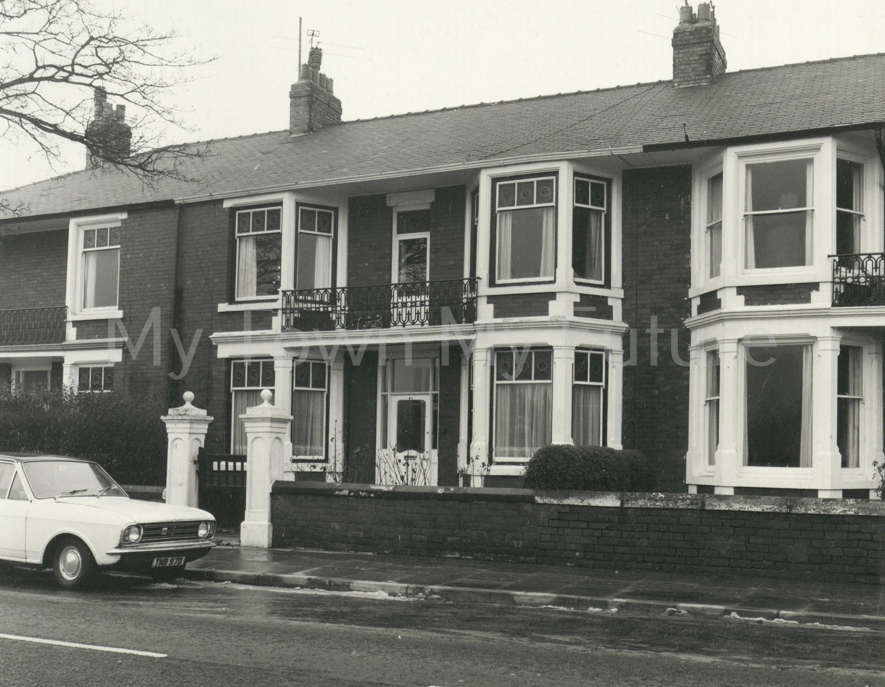 Linthorpe 77 Oxford Road 1976Oxford Road