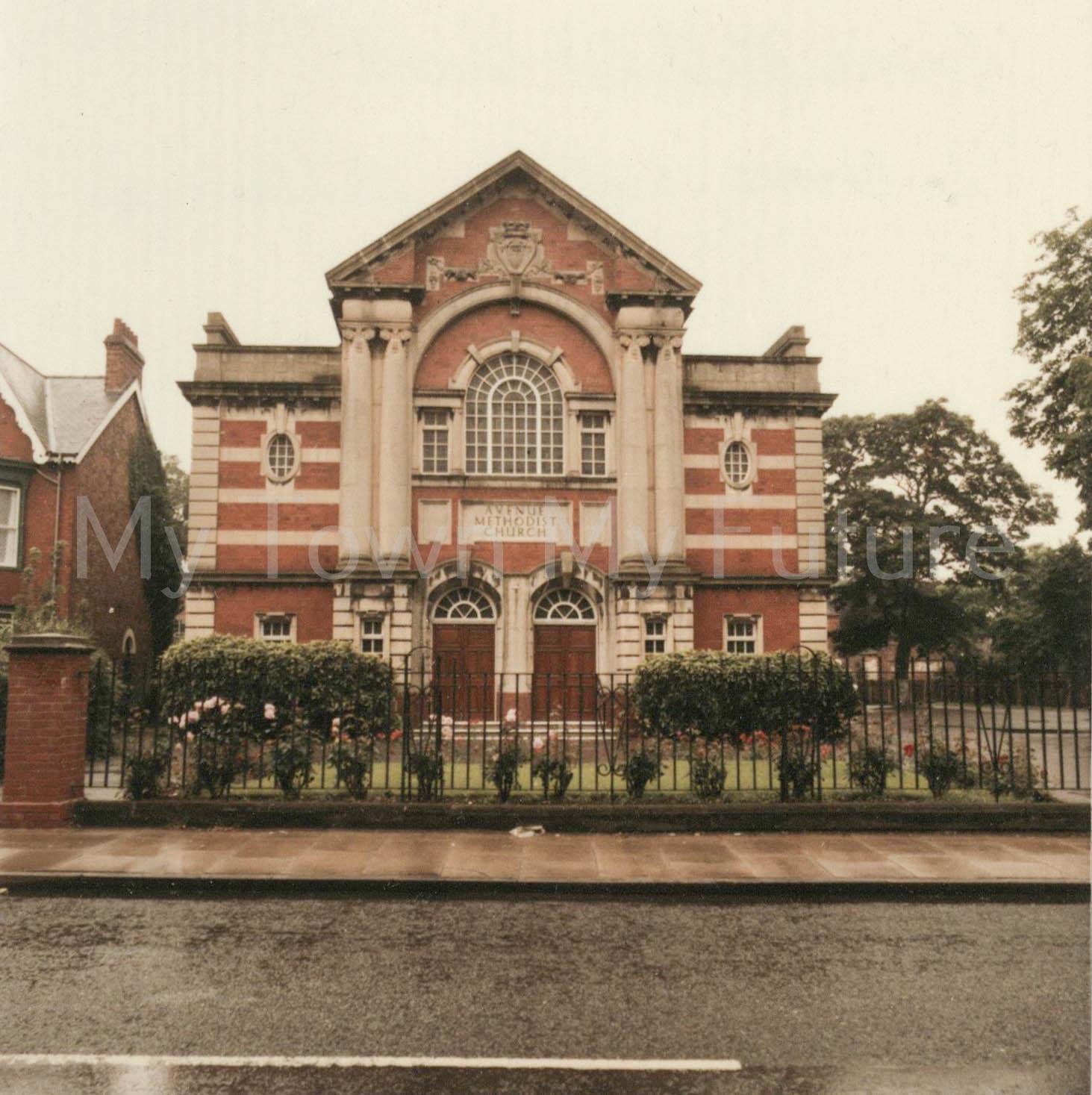 Linthorpe,Avenue Methodist Church