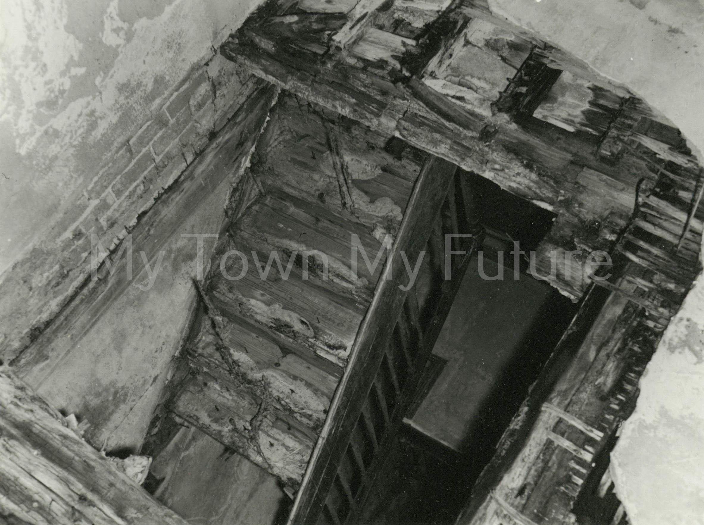 Marton Hall,Demolition,Stewart's Park