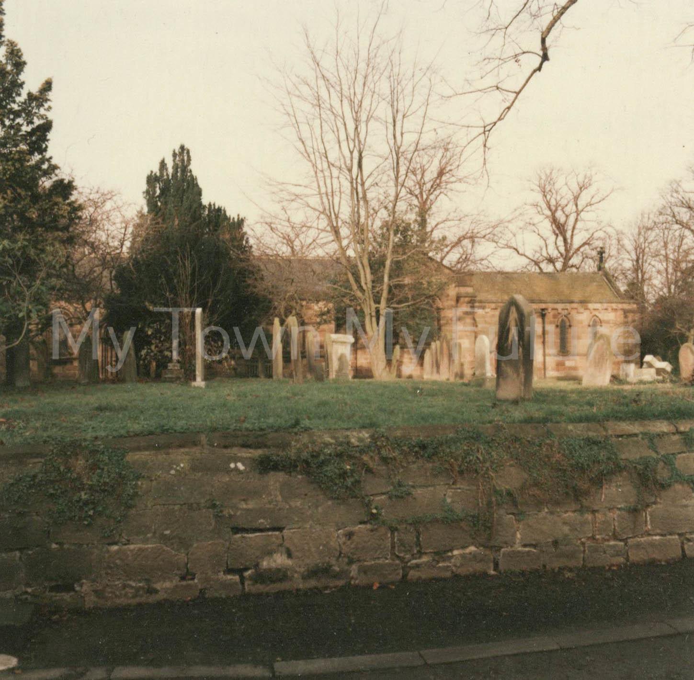 St Cuthbert's Church,Marton