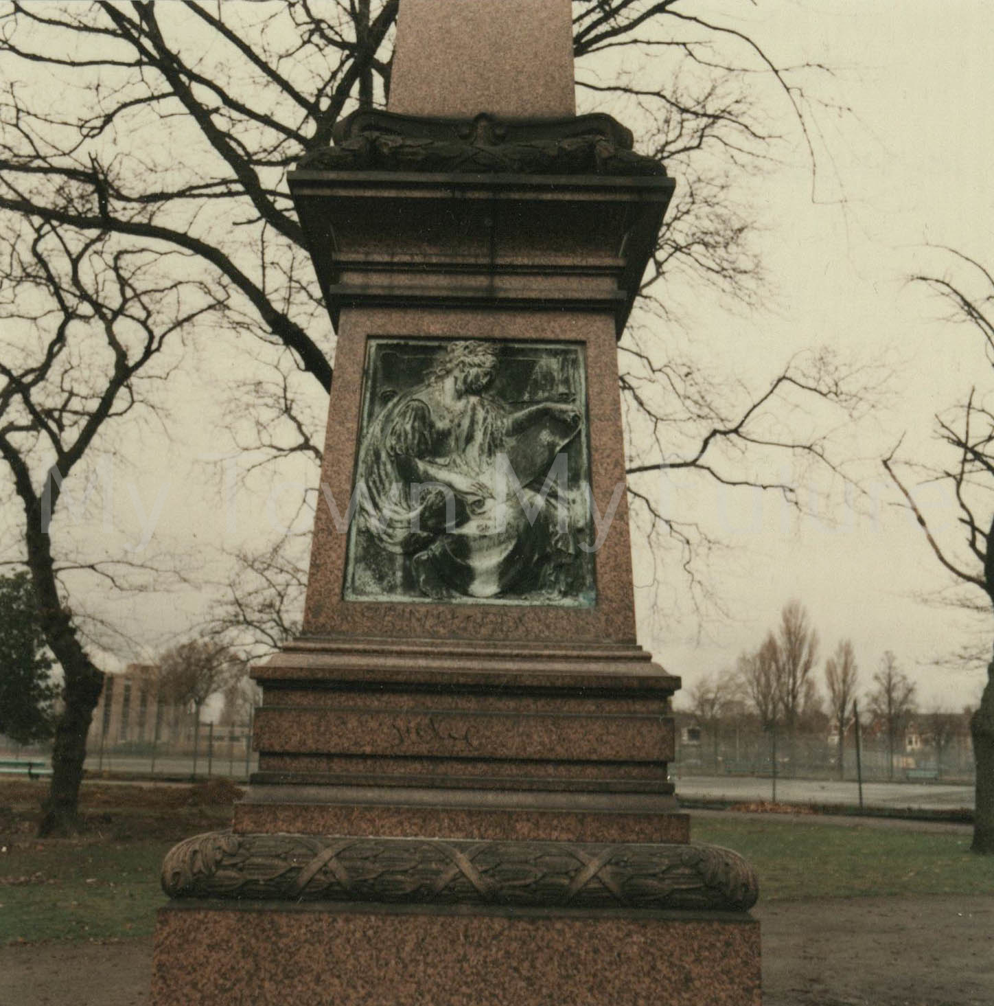 South African War Memorial_1986