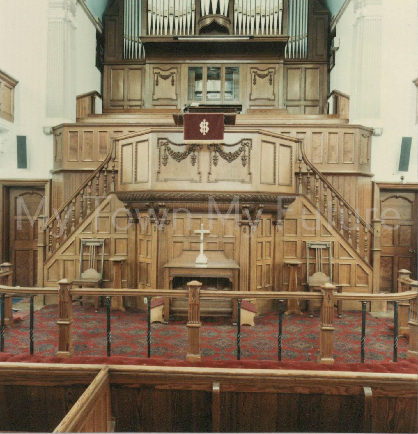 The Avenue Methodist Church