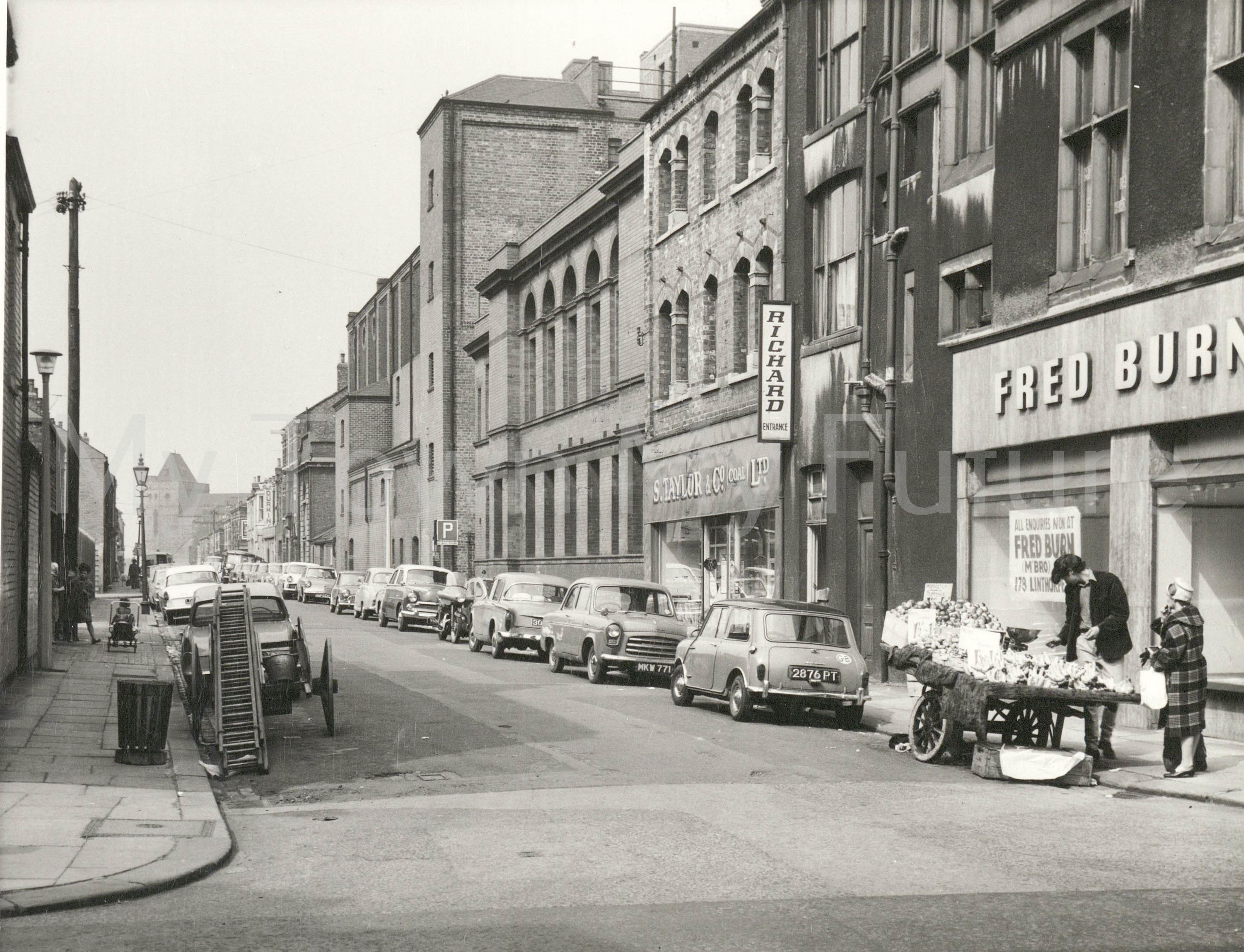 Bolckow Street