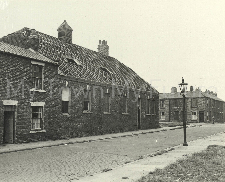 Stockton Street,Middlesbrough's First School