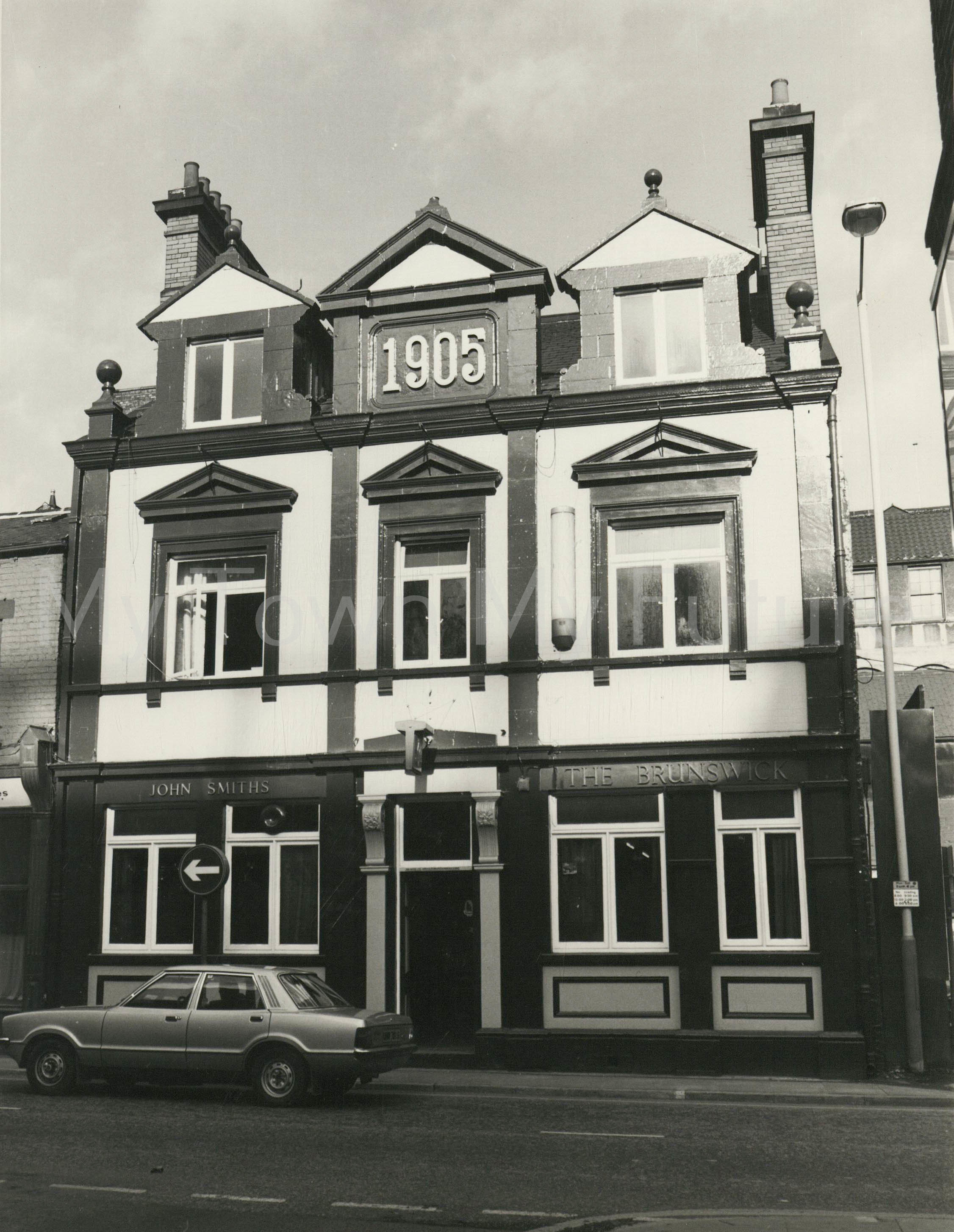 Brunswick Hotel,Wilson Street
