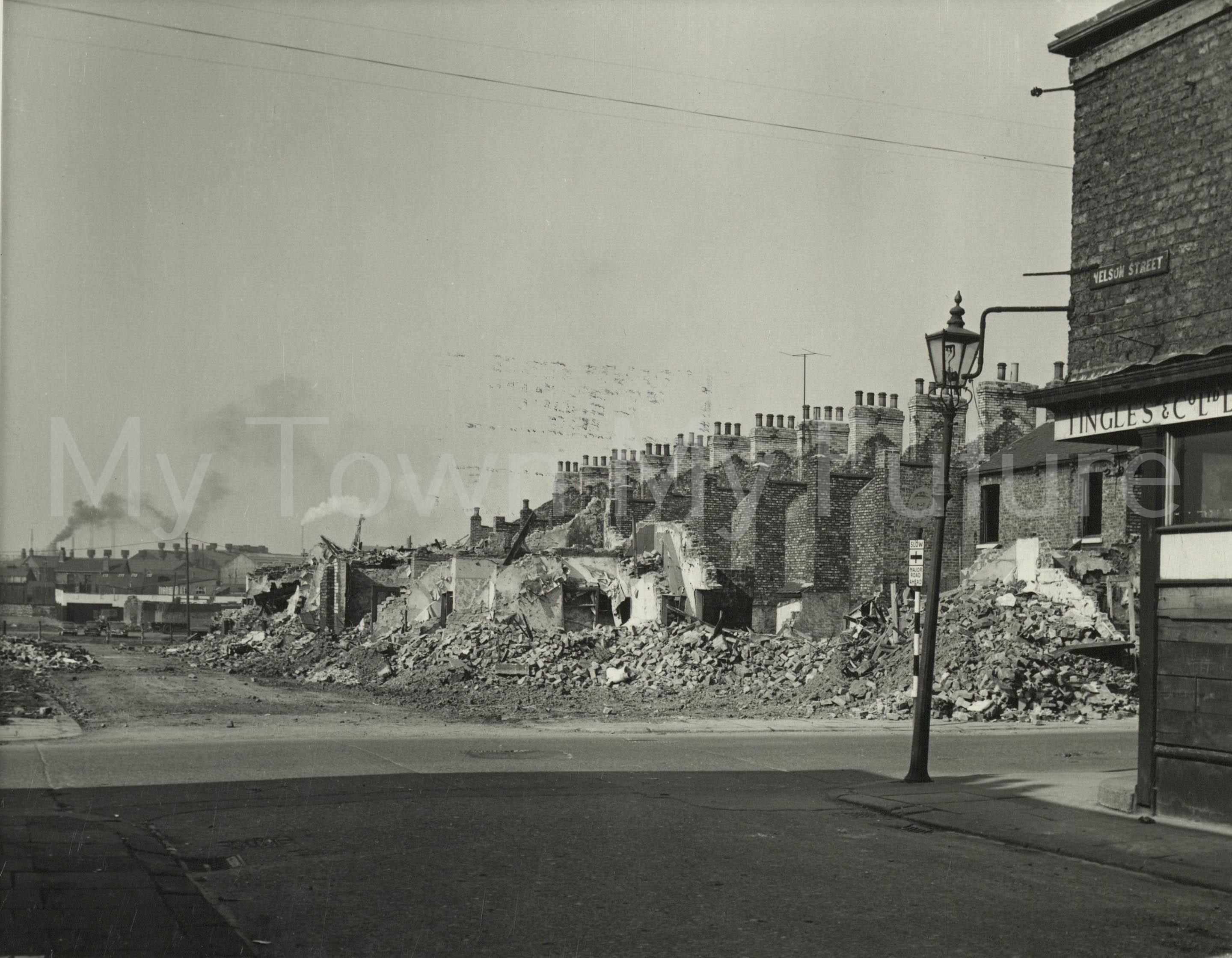 Cannon Street,Demolition