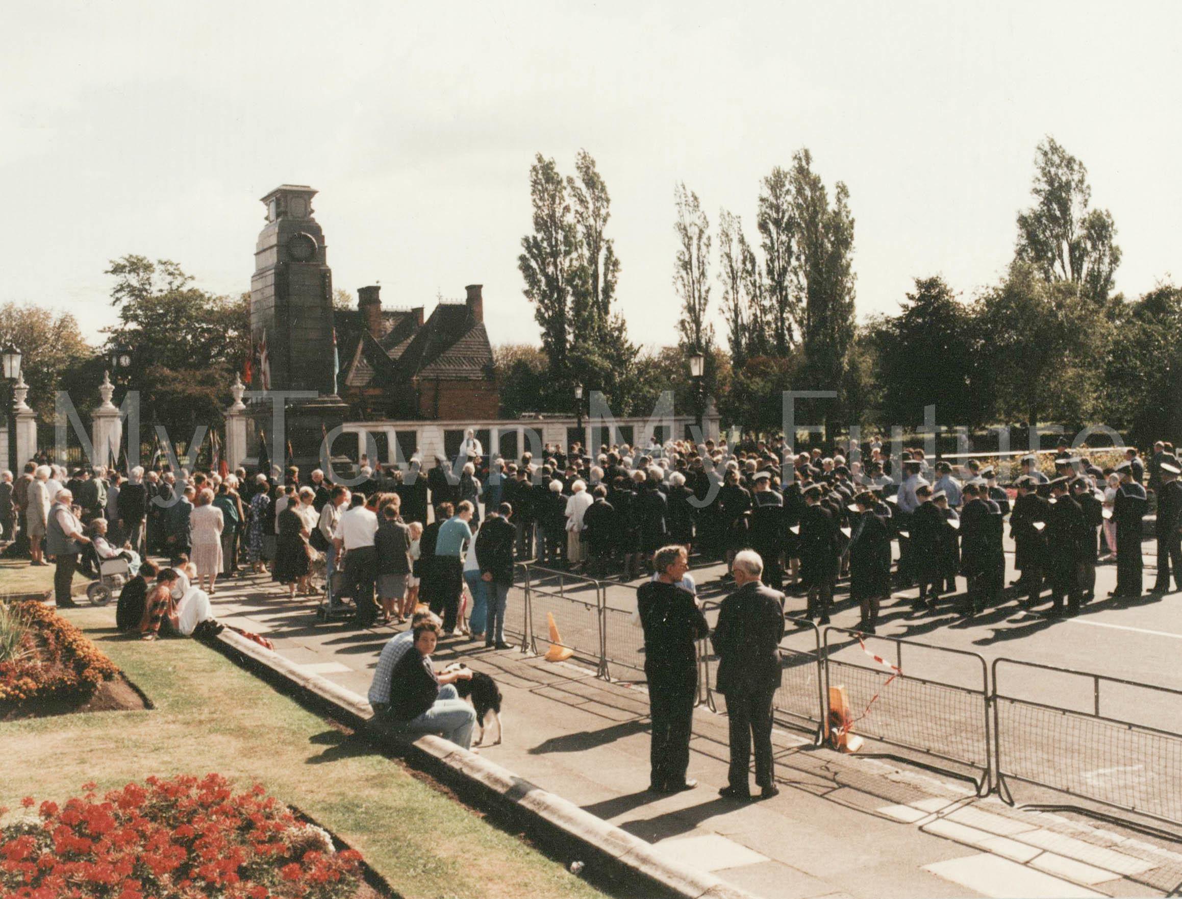 Cenotaph Remembrance Sunday