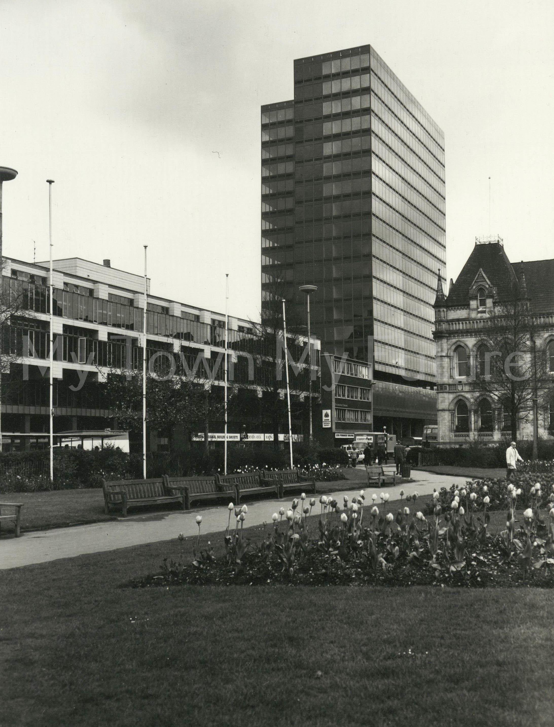 Cleveland Centre,Corporation House