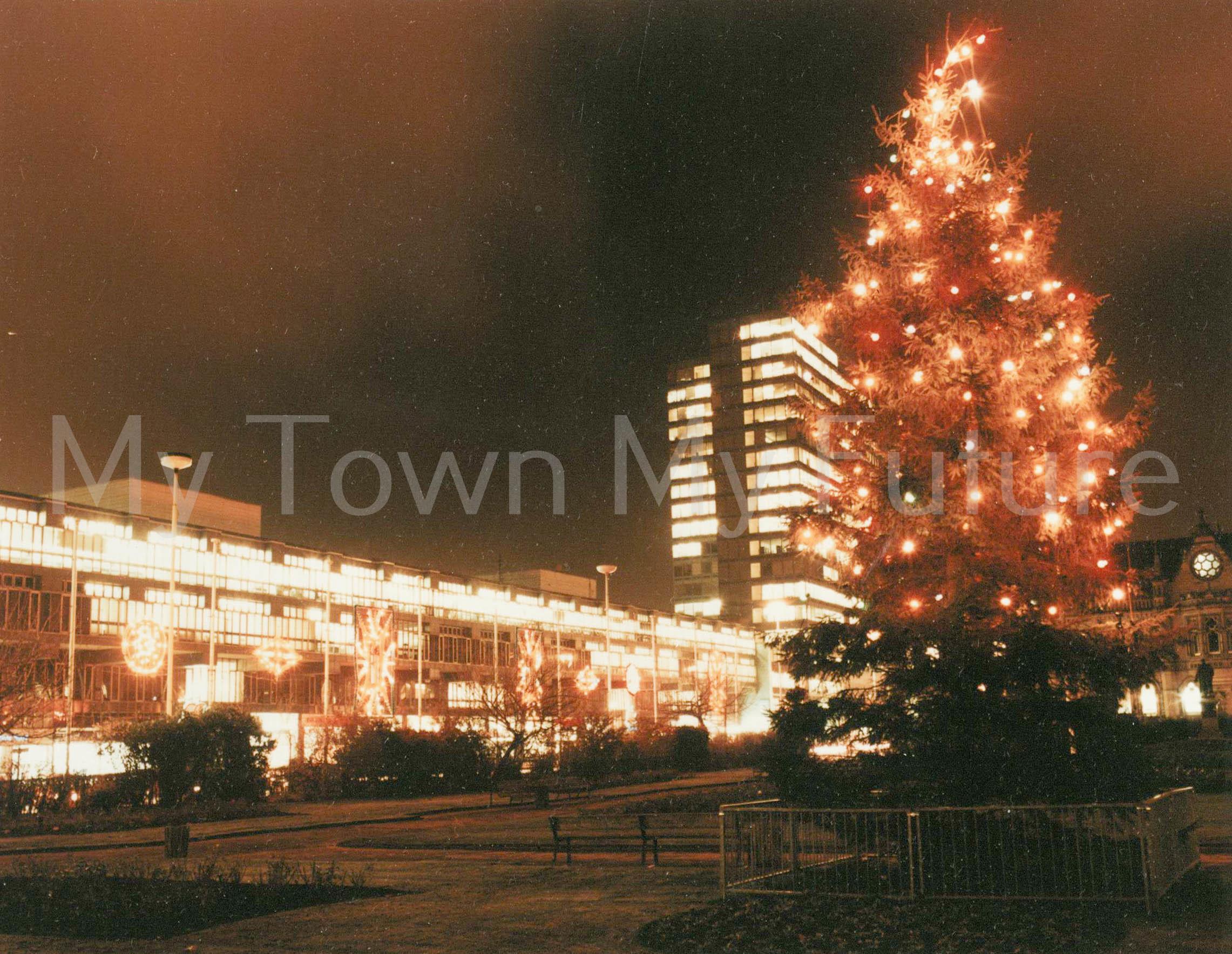 Cleveland Centre & Corporation House 1990