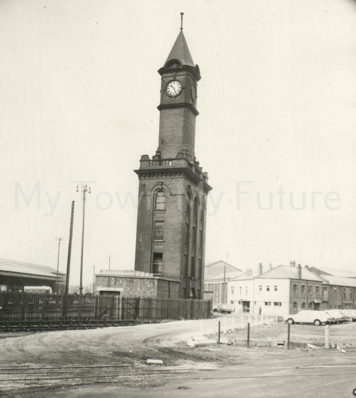 Middlesbrough Clock Tower,Dock Street