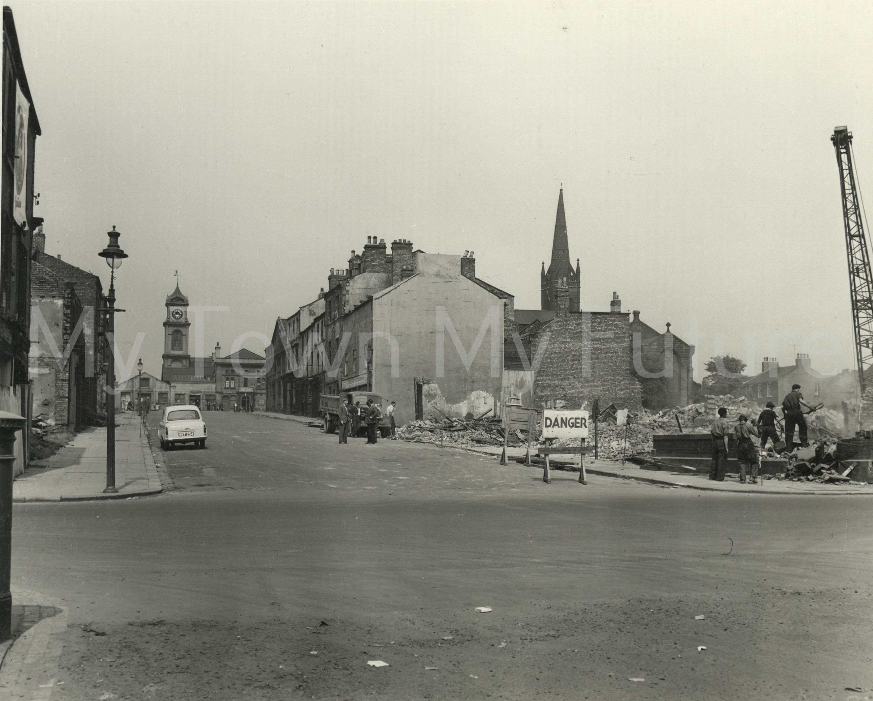 Durham Street,East Street