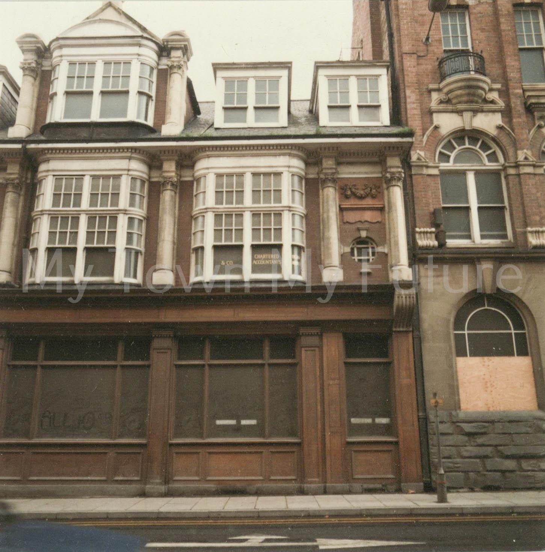 Bank Chambers Albert Road
