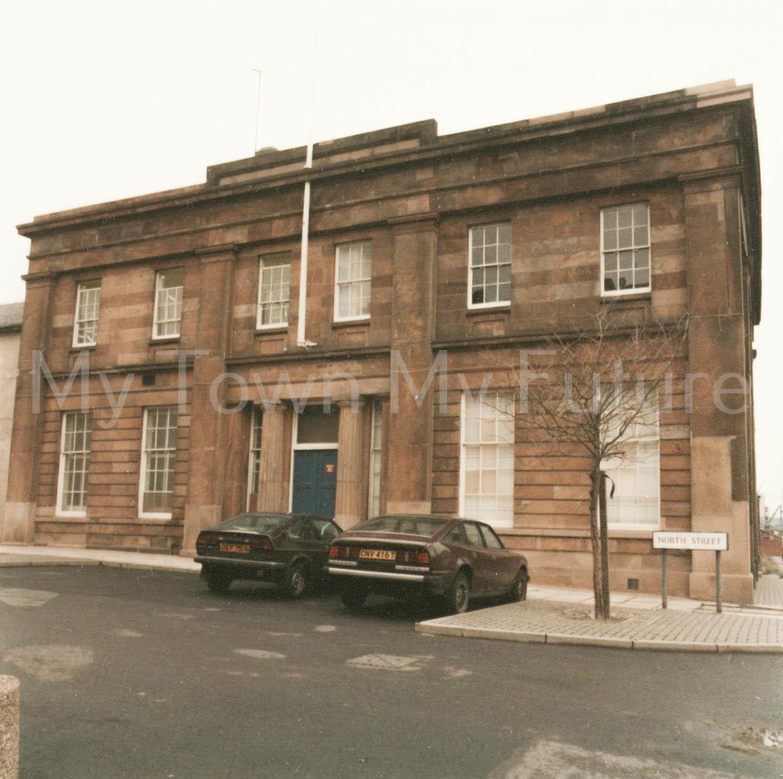 HM Custom House,North Street