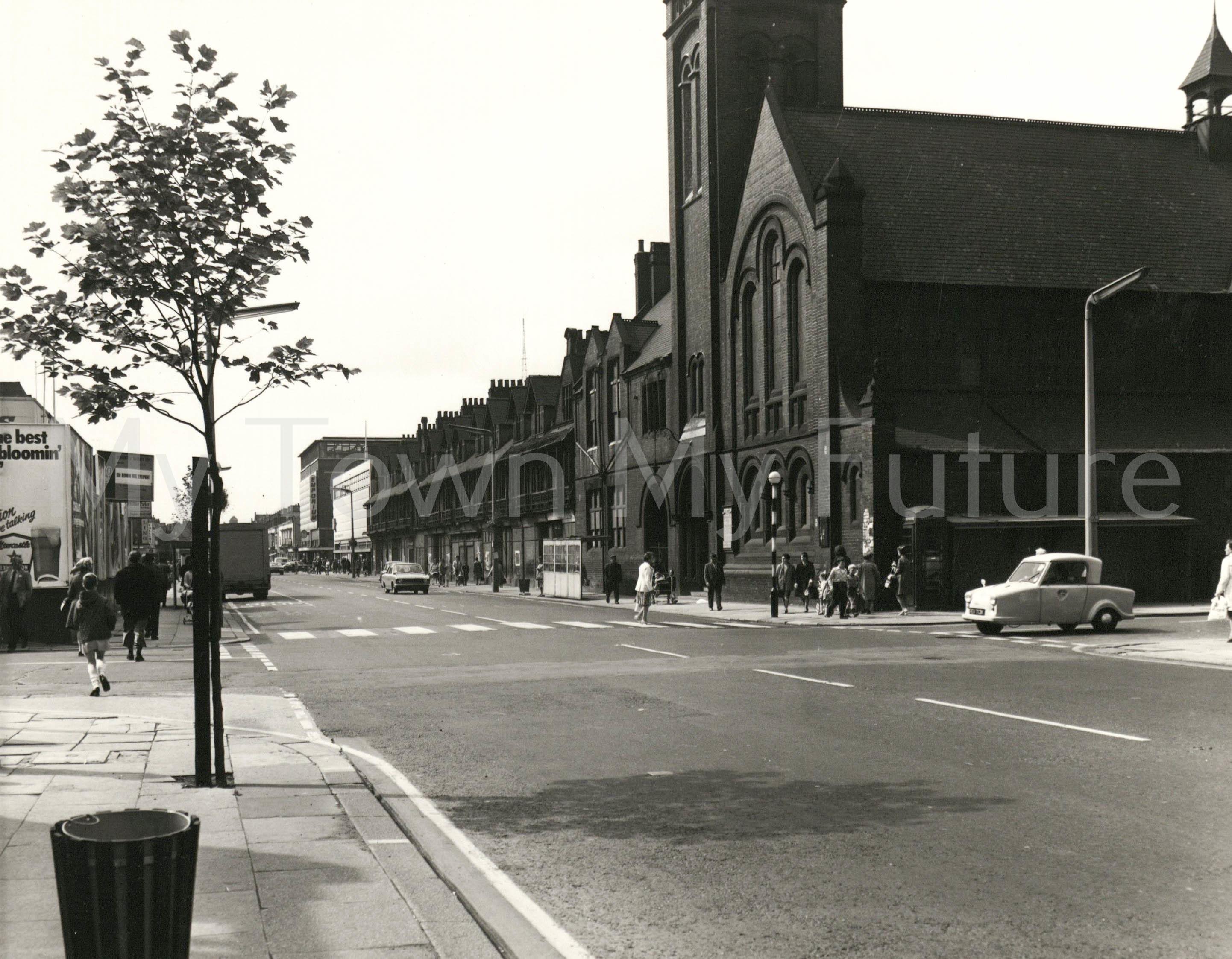 Linthorpe Road 1969