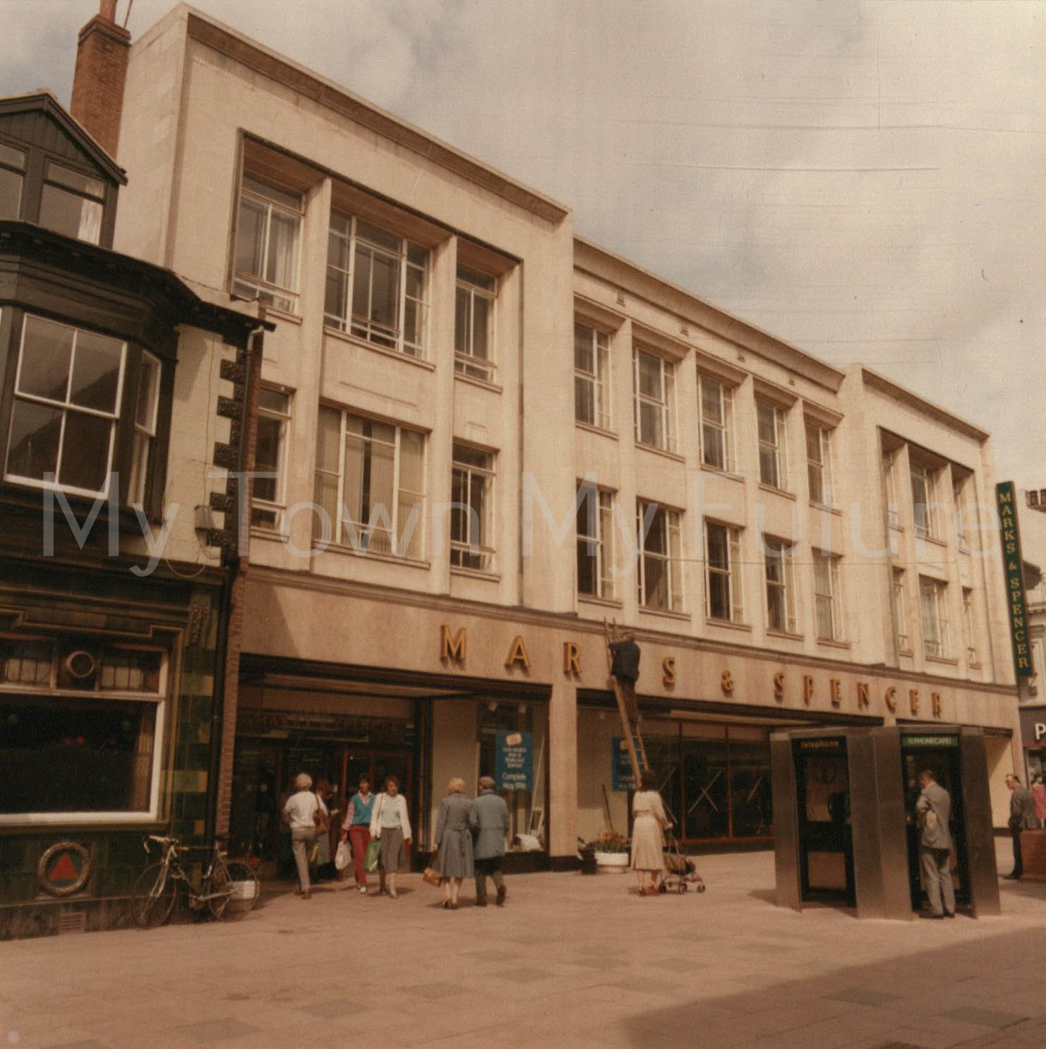 Linthorpe Road Shops