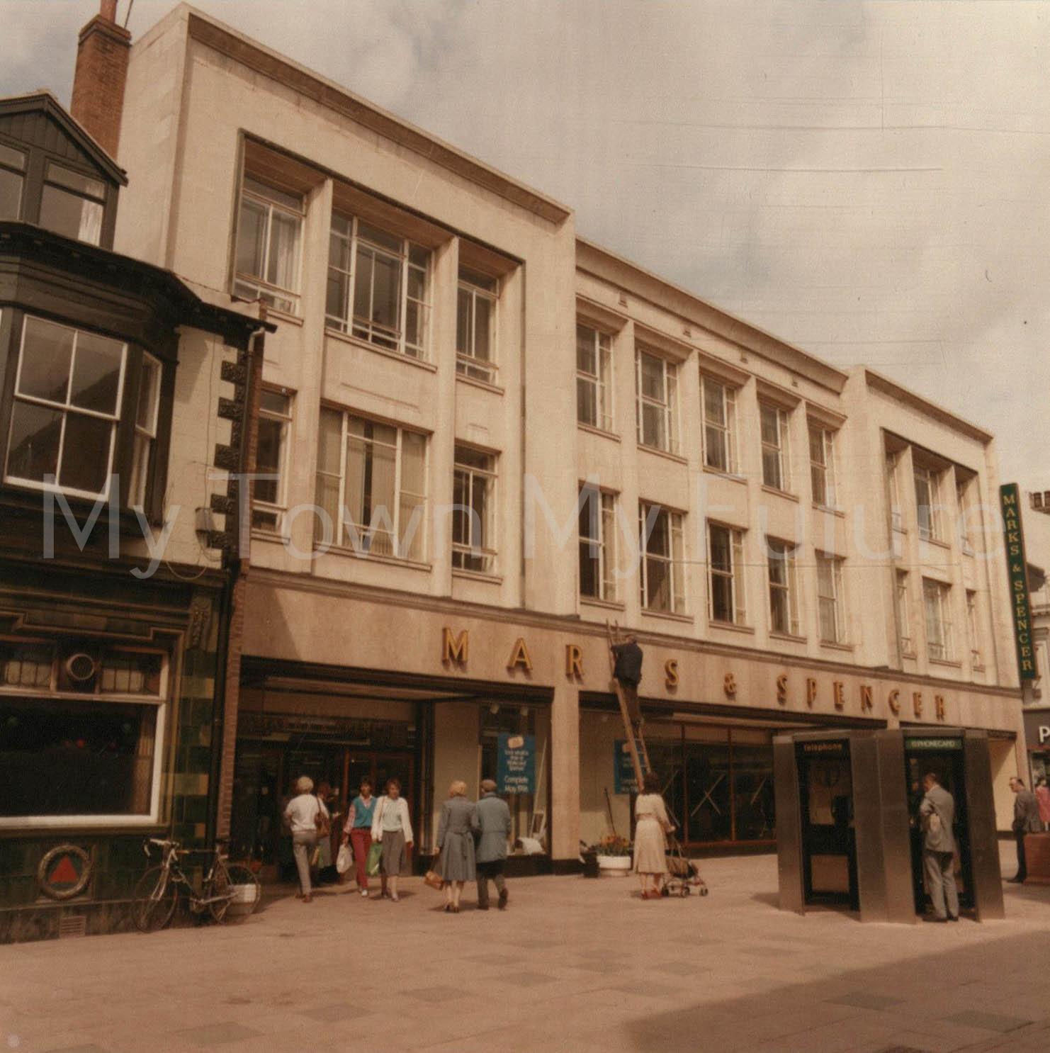 Linthorpe Road Shops