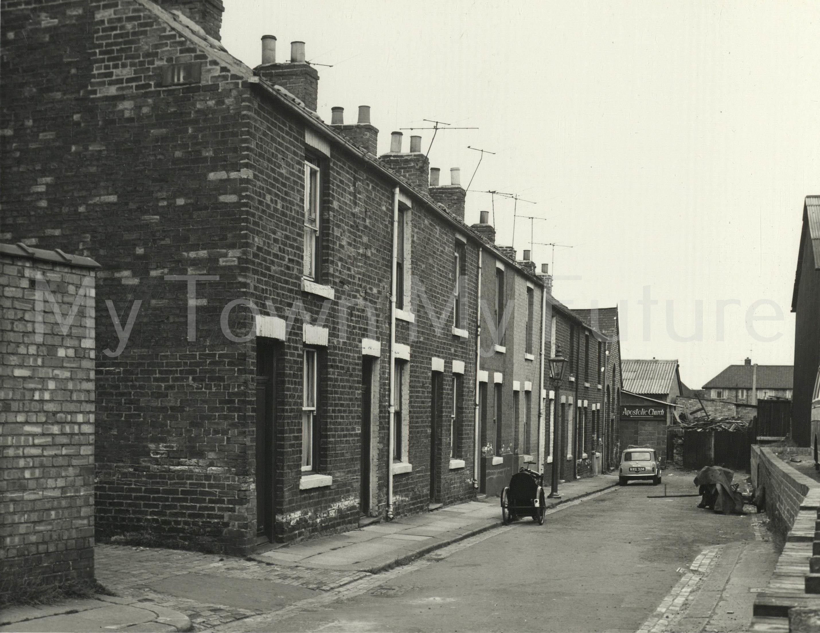 Linthorpe Village,Mary Anne Street