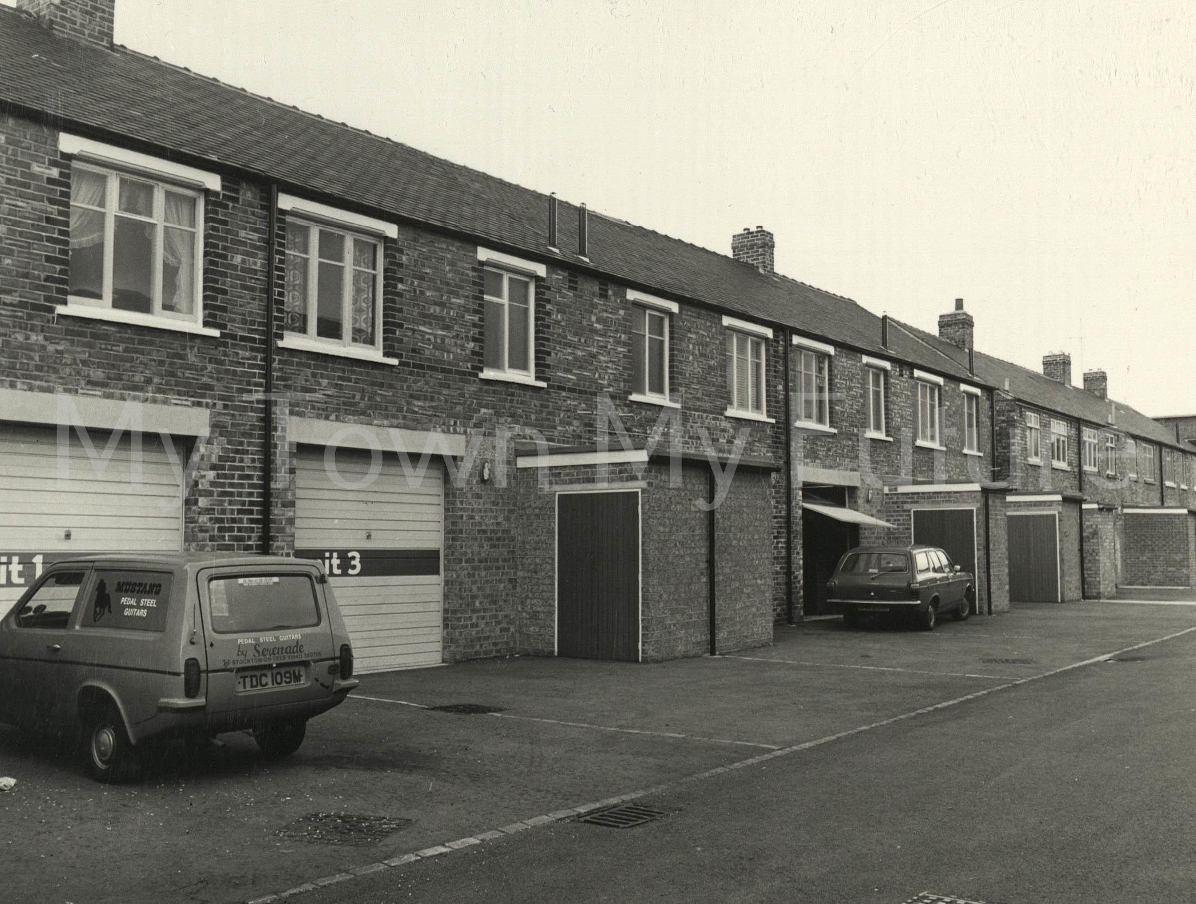 Lorne Street Industrial Units